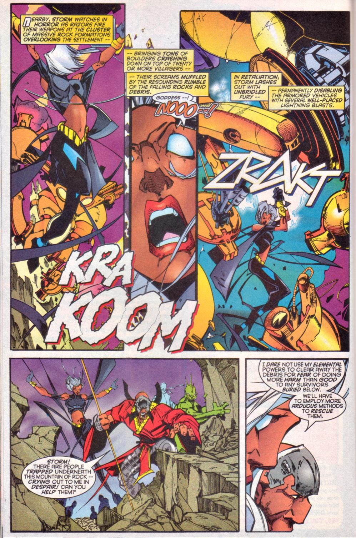 Read online Uncanny X-Men (1963) comic -  Issue # _Annual 1997 - 21