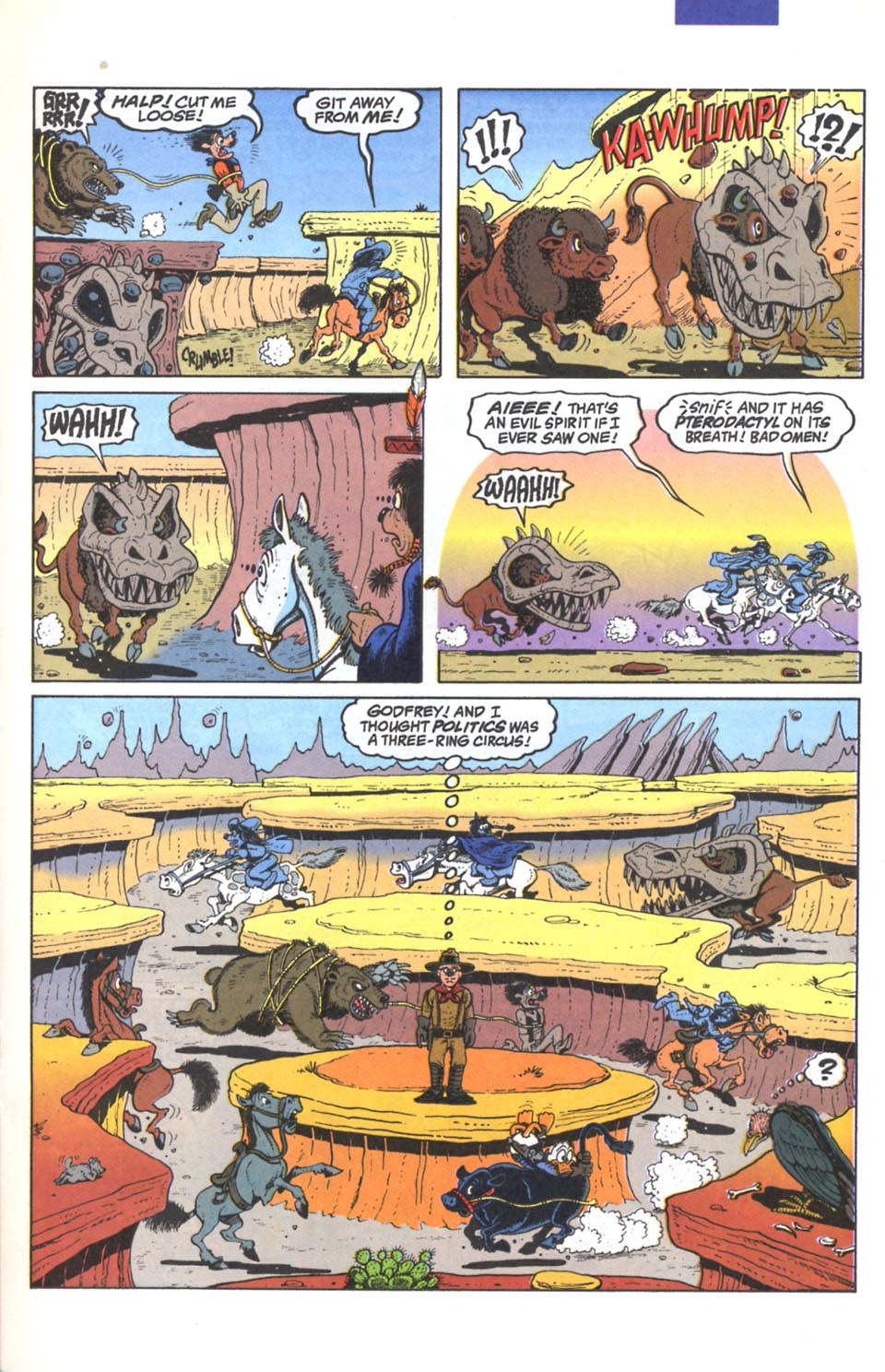 Read online Uncle Scrooge (1953) comic -  Issue #287 - 14
