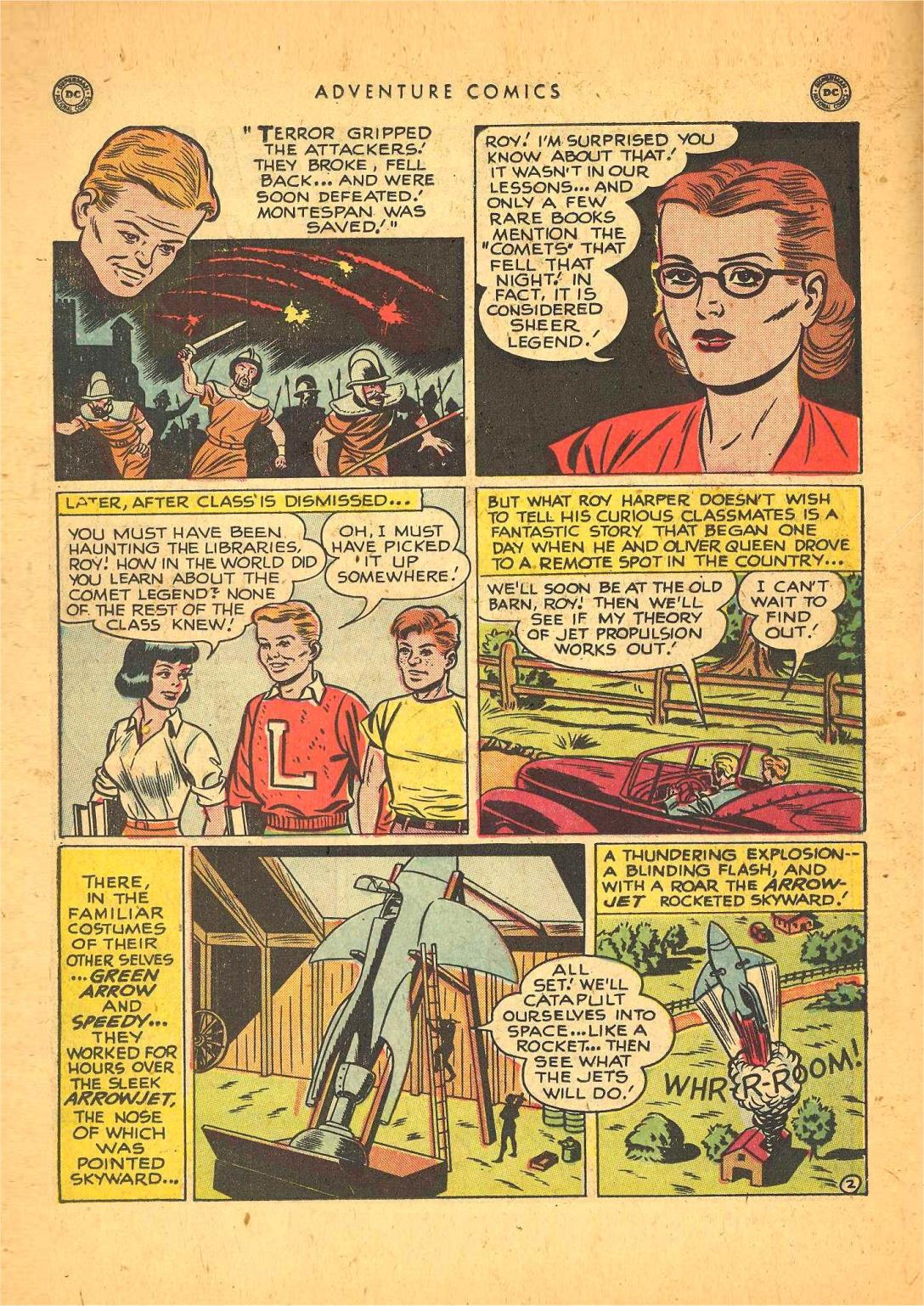 Read online Adventure Comics (1938) comic -  Issue #148 - 24