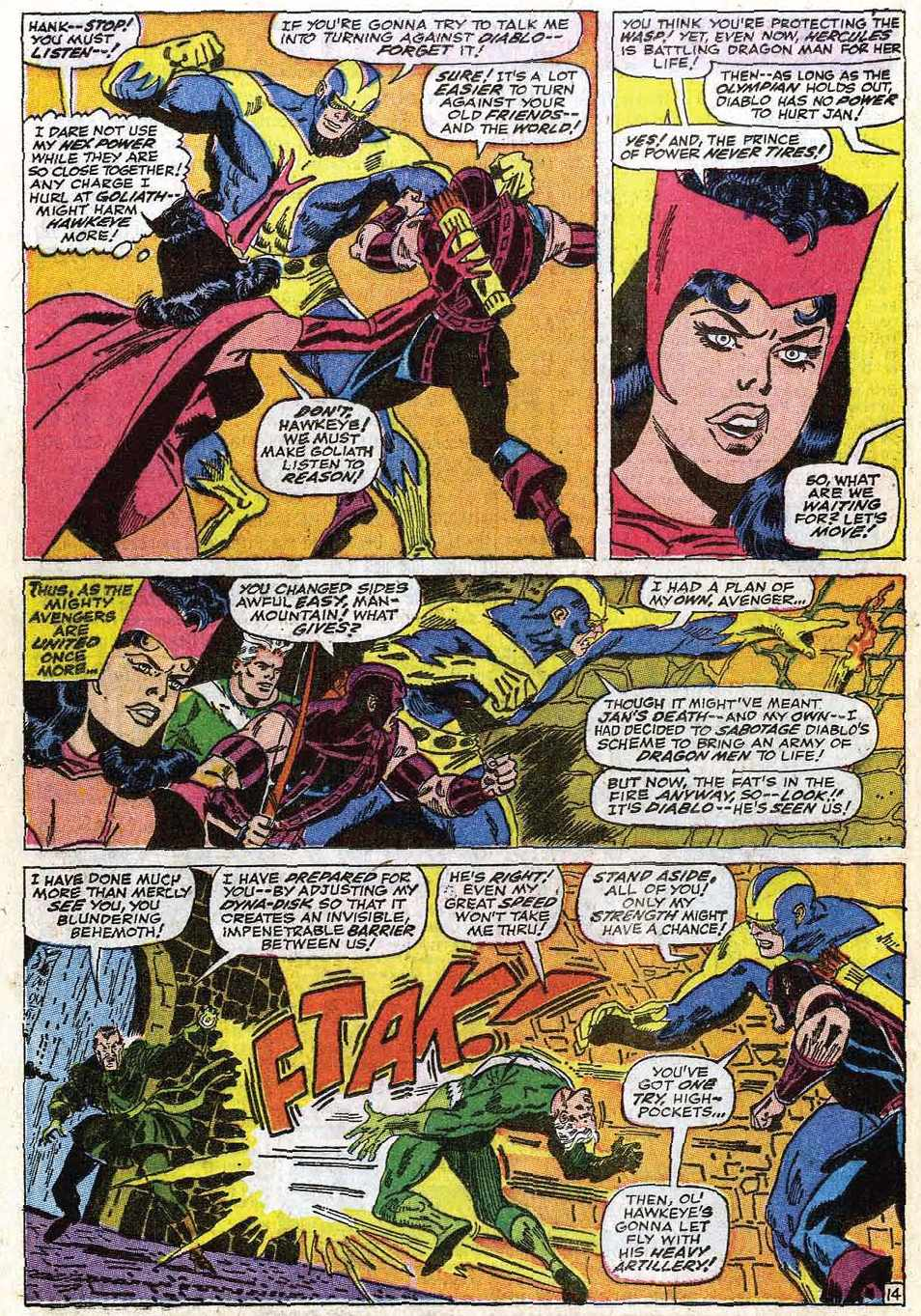 The Avengers (1963) 42 Page 19