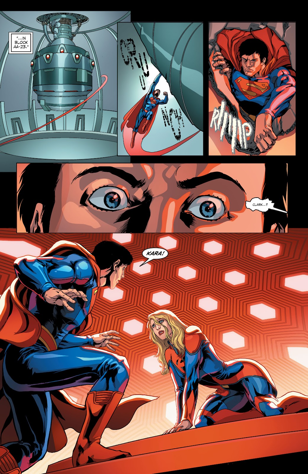 Read online Smallville Season 11 [II] comic -  Issue # TPB 4 - 36