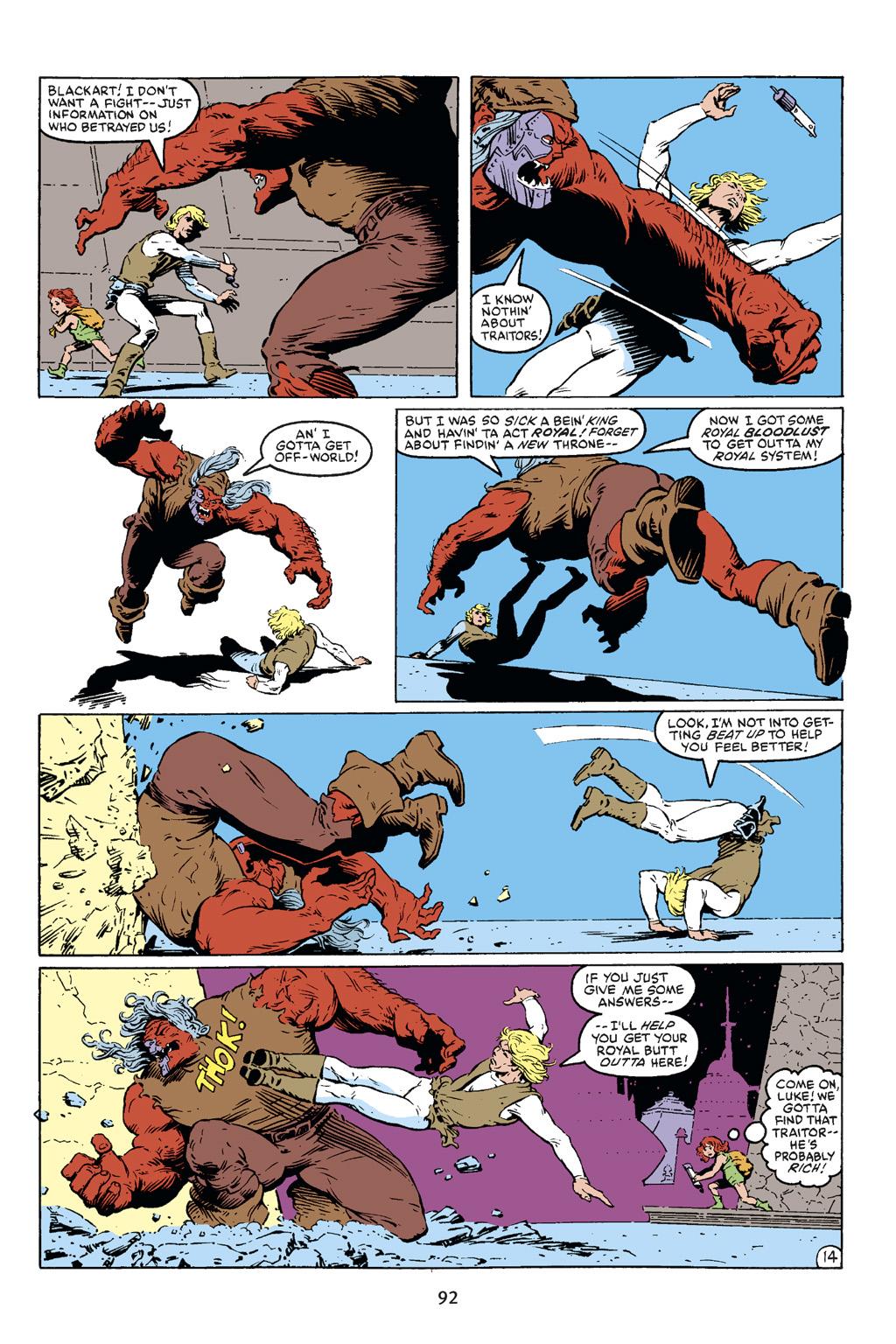 Read online Star Wars Omnibus comic -  Issue # Vol. 21 - 87