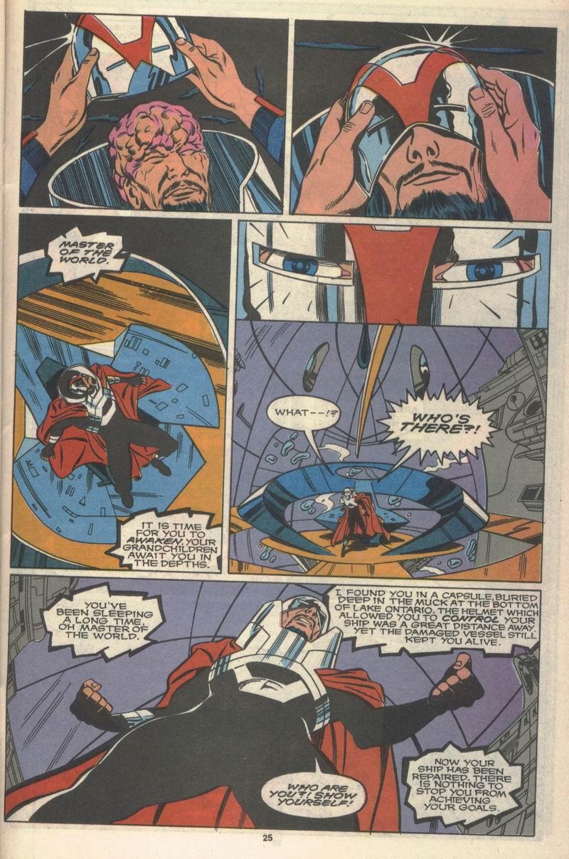 Read online Alpha Flight (1983) comic -  Issue #78 - 21