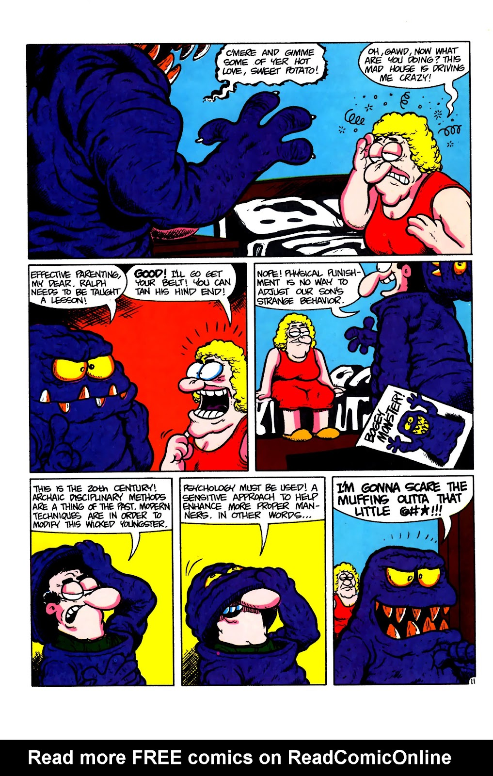 Ralph Snart Adventures (1988) issue 16 - Page 15