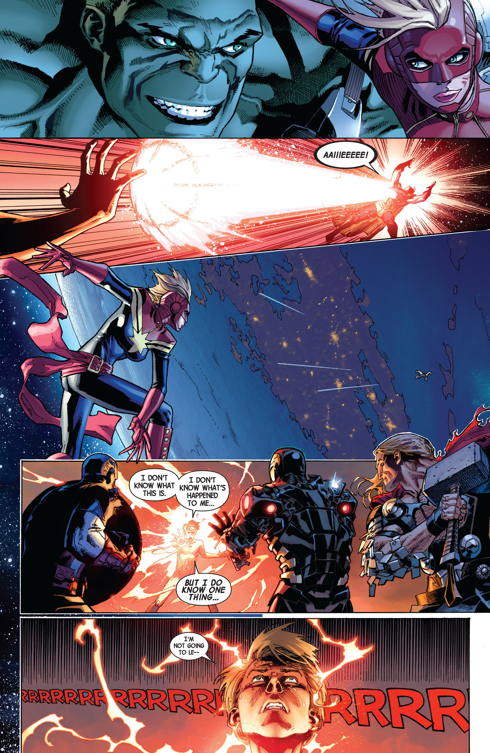 Read online Avengers (2013) comic -  Issue #8 - 14