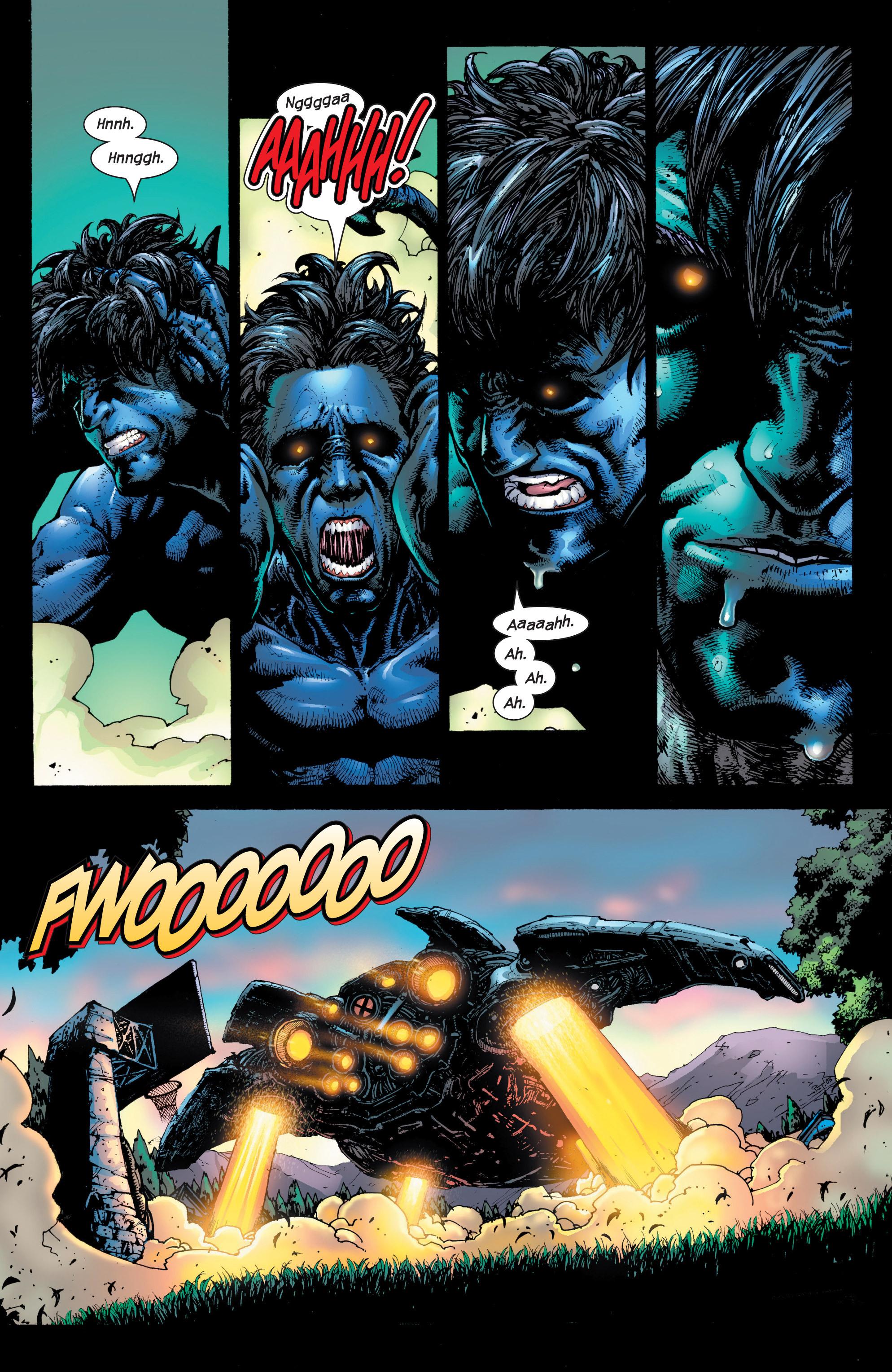 Read online Uncanny X-Men (1963) comic -  Issue #429 - 6