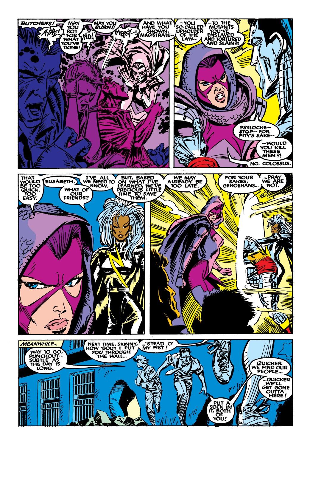 Uncanny X-Men (1963) issue 236 - Page 12