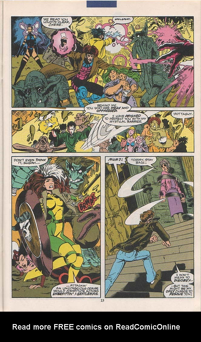 Excalibur (1988) issue 58 - Page 18