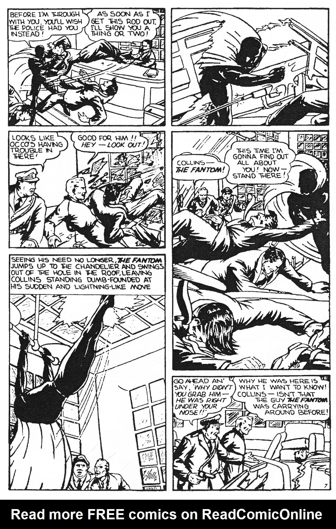 Read online Men of Mystery Comics comic -  Issue #83 - 11