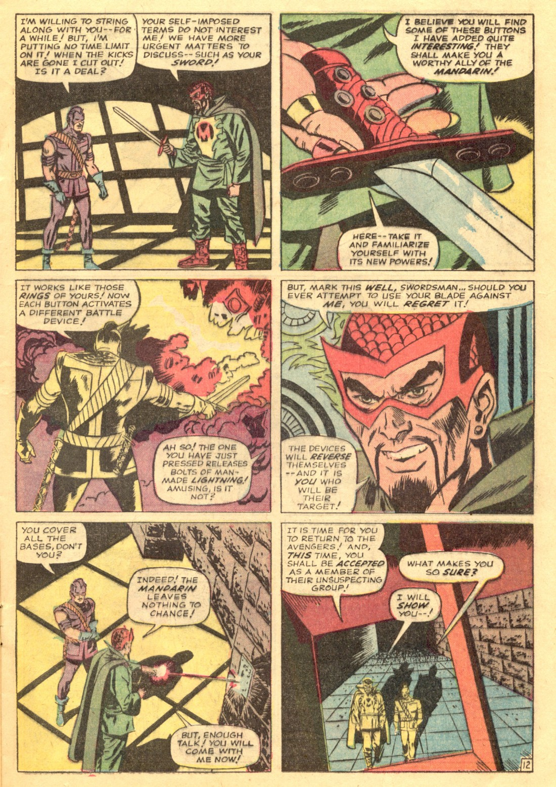 The Avengers (1963) 20 Page 16