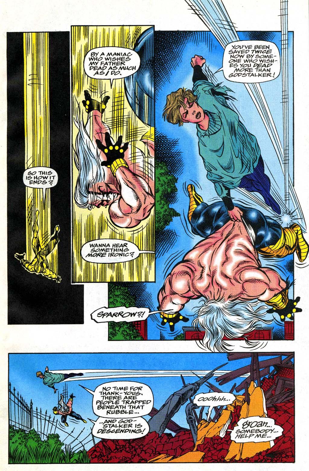 Read online Blackwulf comic -  Issue #8 - 6