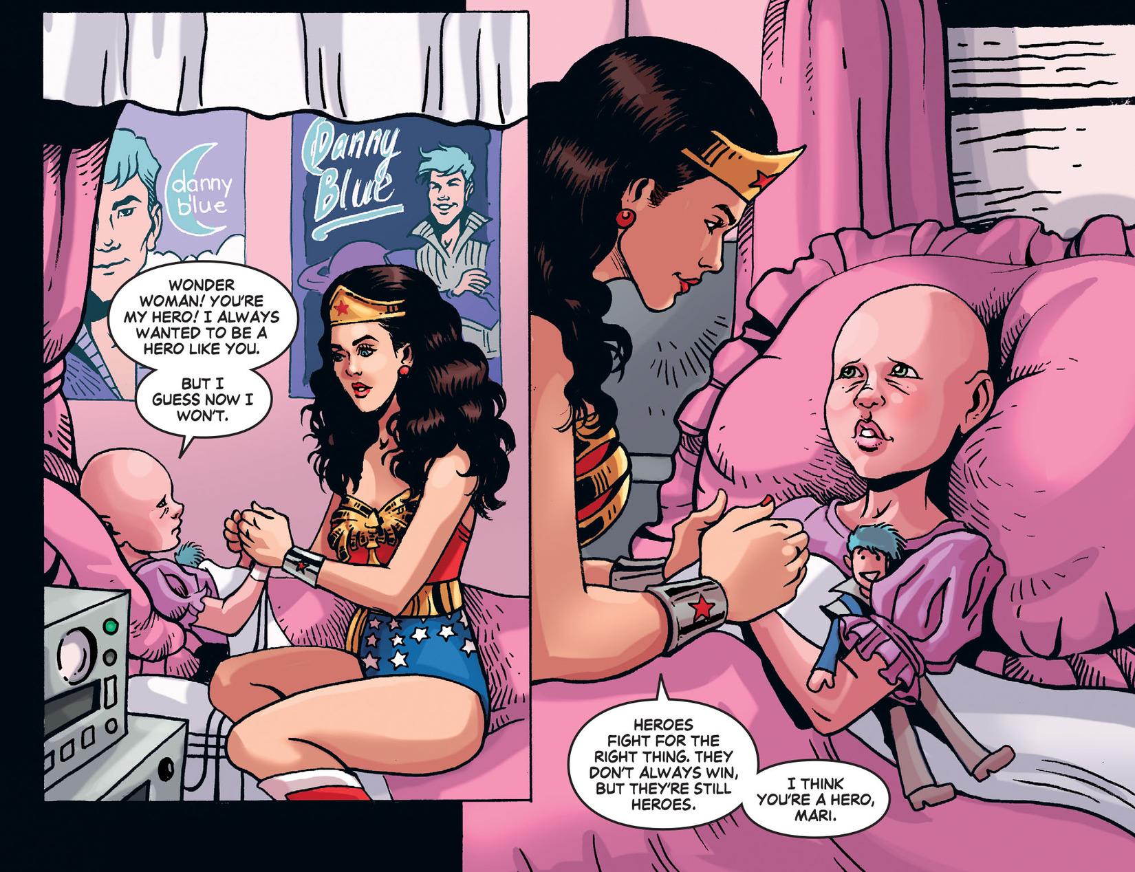 Read online Wonder Woman '77 [I] comic -  Issue #25 - 18