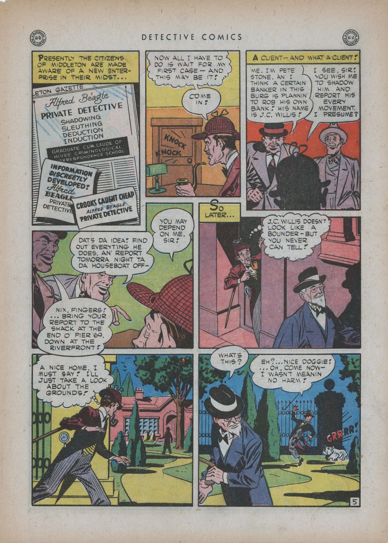 Detective Comics (1937) 96 Page 6
