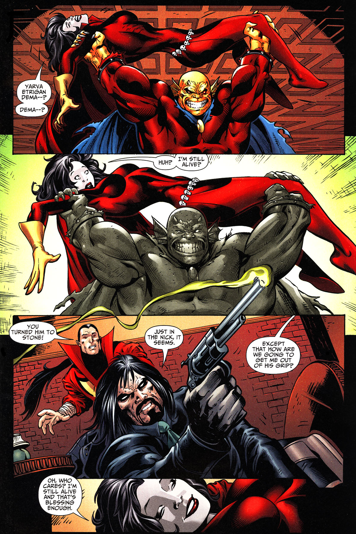 Read online Shadowpact comic -  Issue #11 - 21