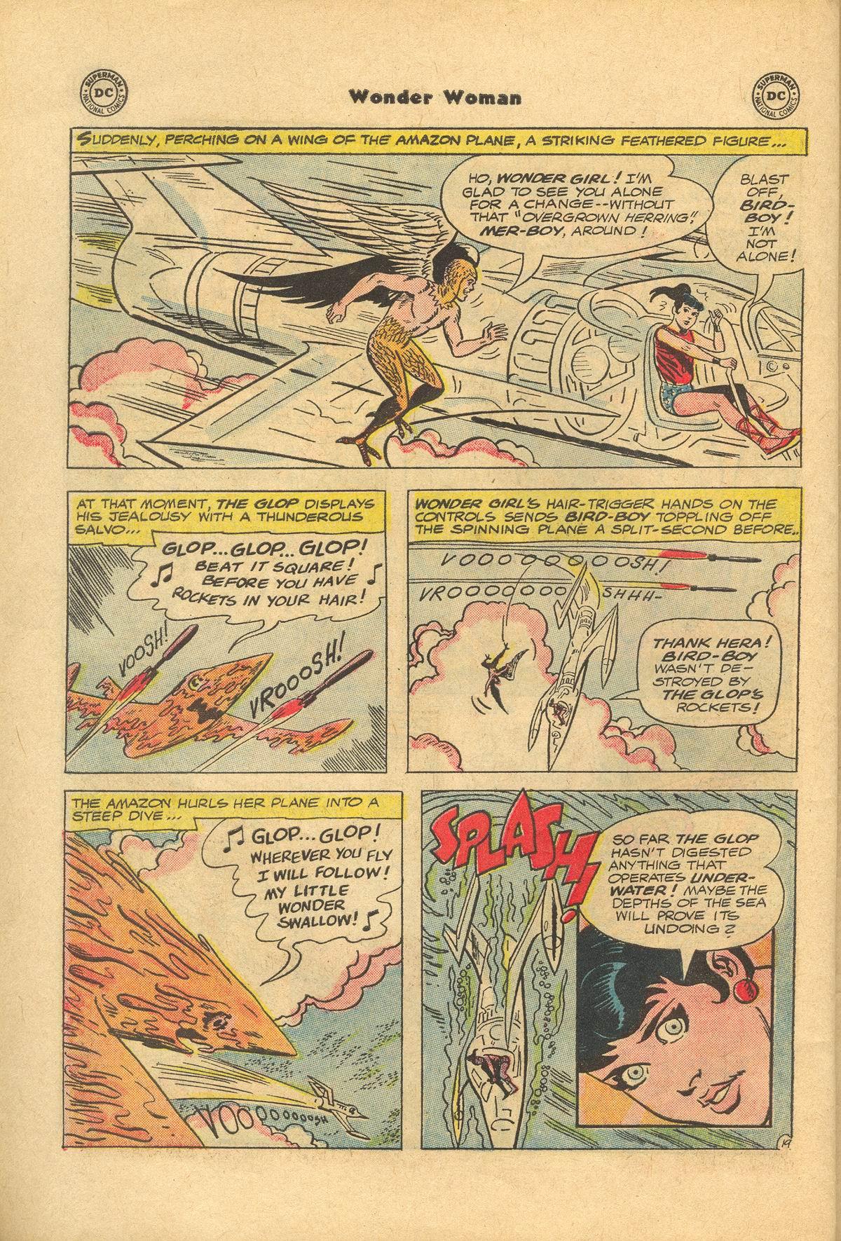Read online Wonder Woman (1942) comic -  Issue #151 - 26