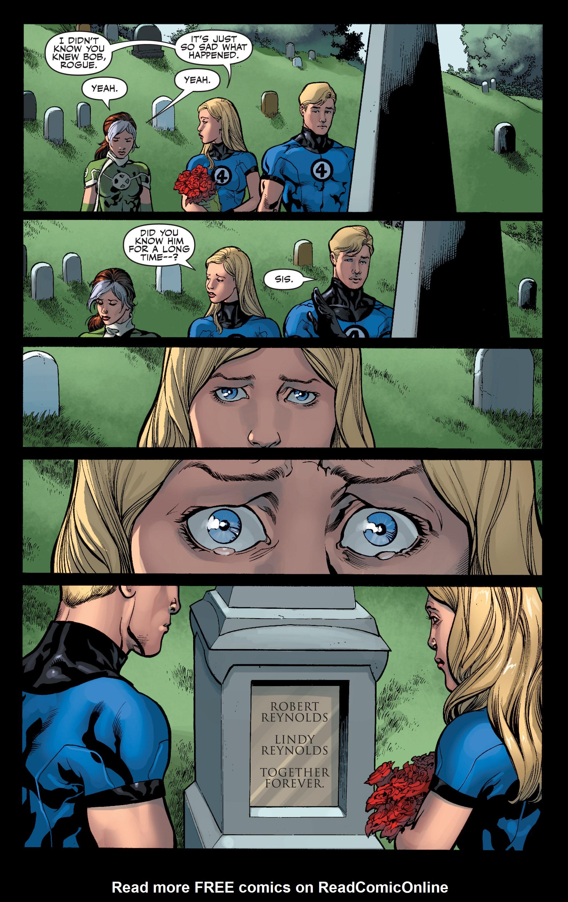 Read online Sentry: Fallen Sun comic -  Issue # Full - 7