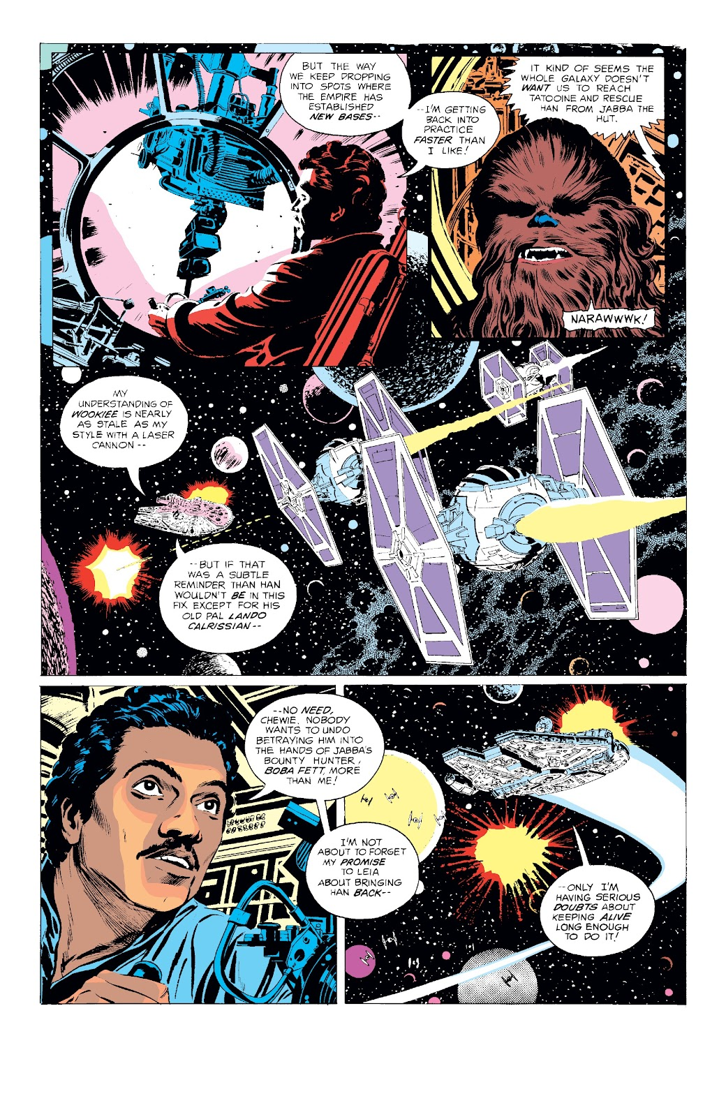 Read online Star Wars Legends: The Original Marvel Years - Epic Collection comic -  Issue # TPB 3 (Part 3) - 30