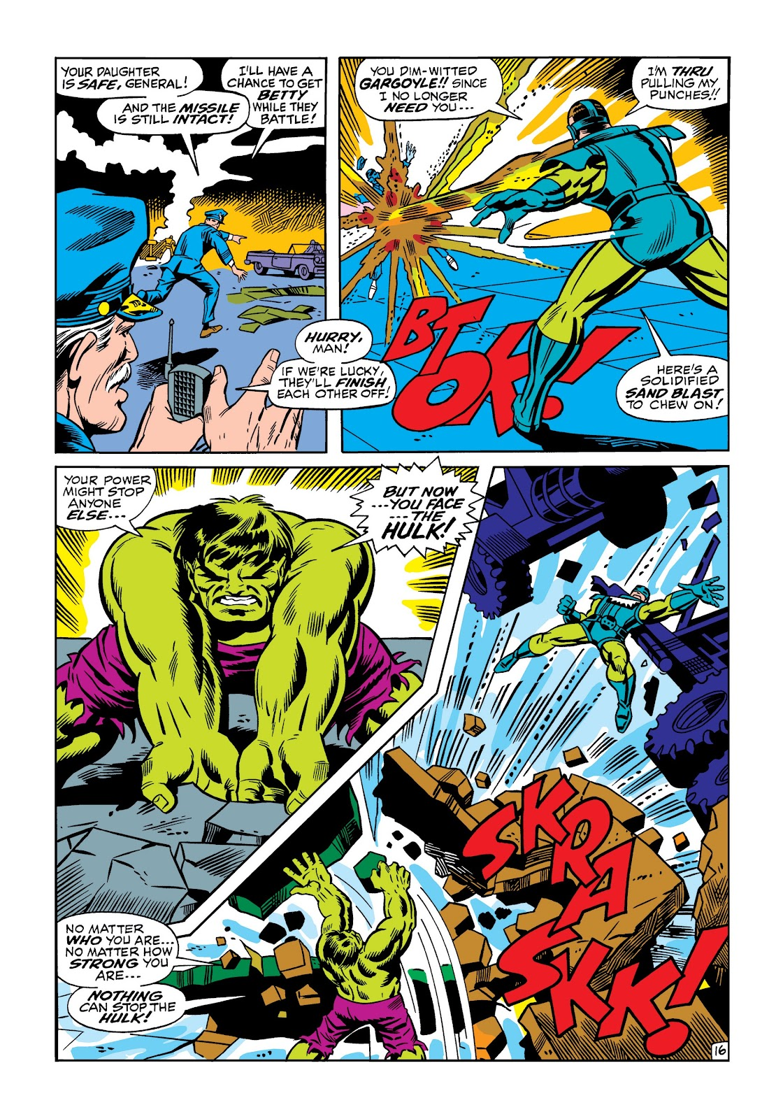 Read online Marvel Masterworks: The Incredible Hulk comic -  Issue # TPB 5 (Part 1) - 64