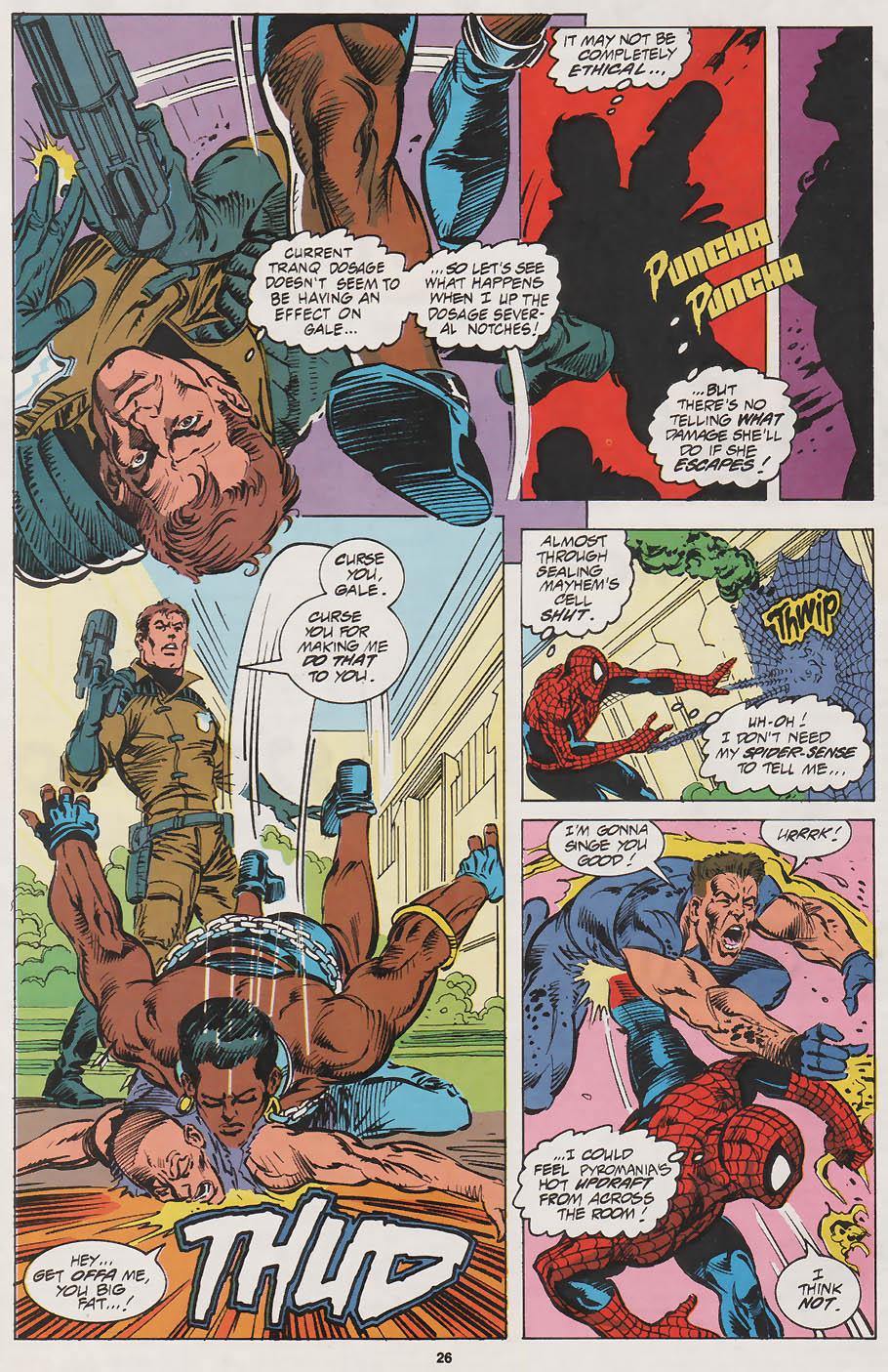 Web of Spider-Man (1985) _Annual 10 #10 - English 21