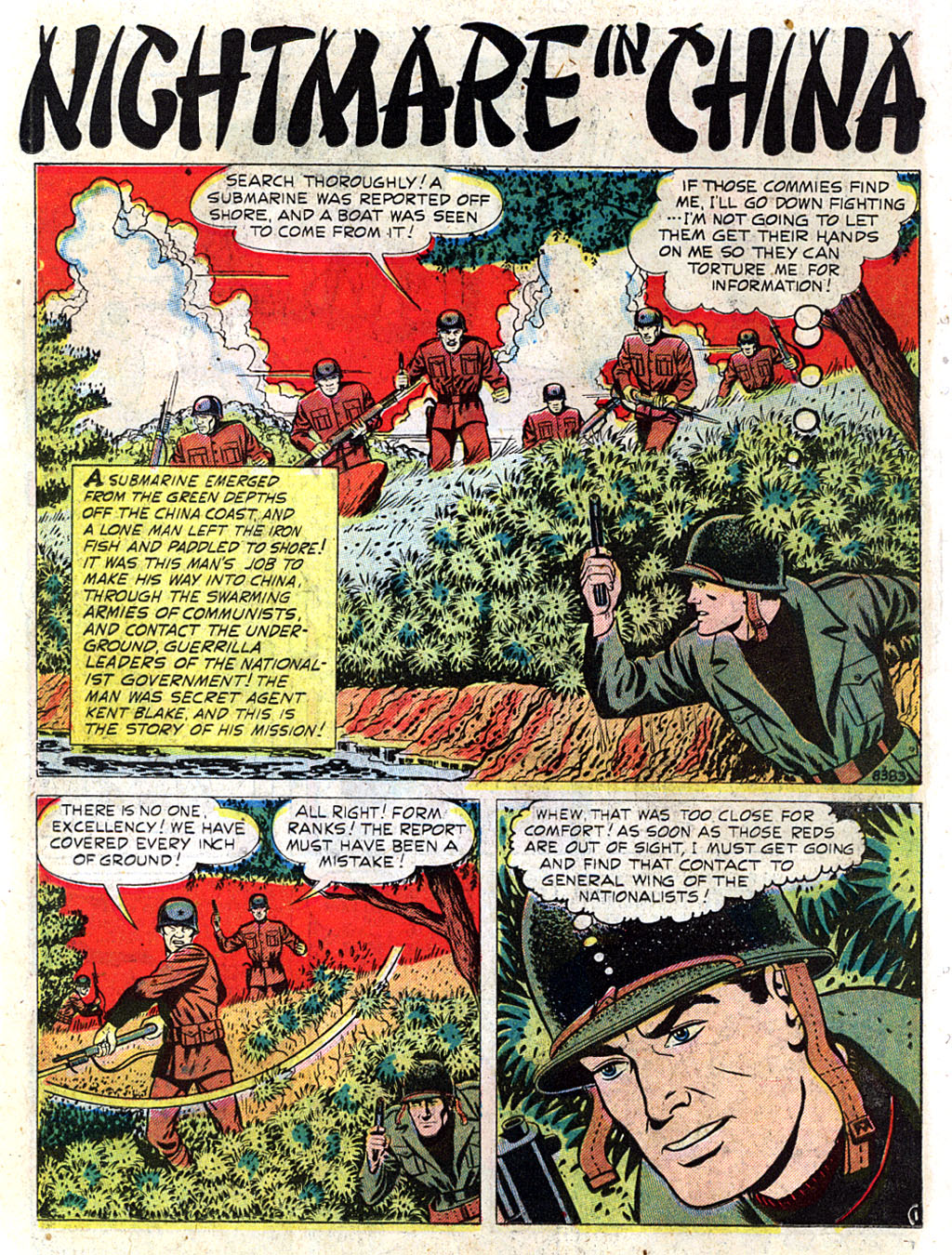 Kent Blake of the Secret Service issue 3 - Page 26