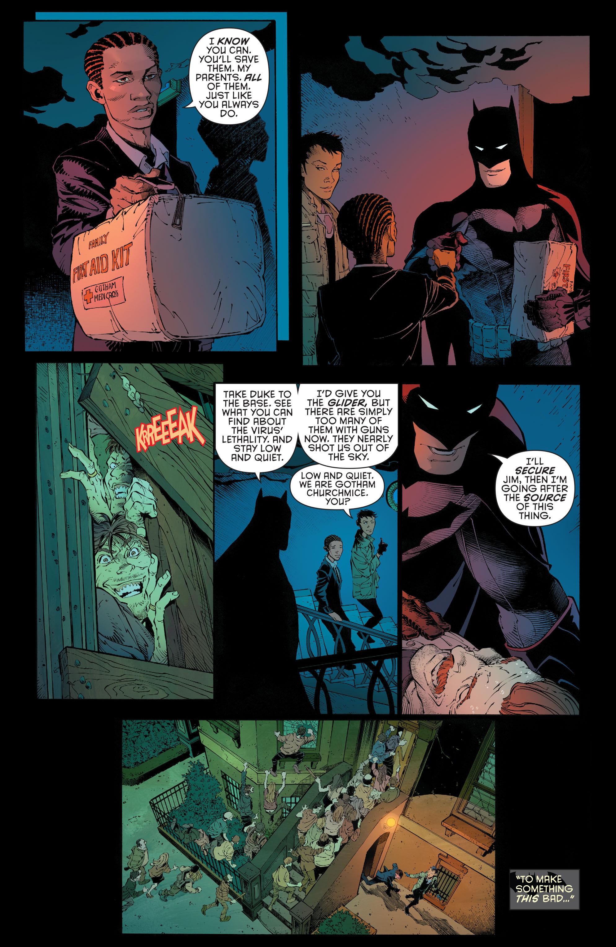 Read online Batman (2011) comic -  Issue # _TPB 7 - 84
