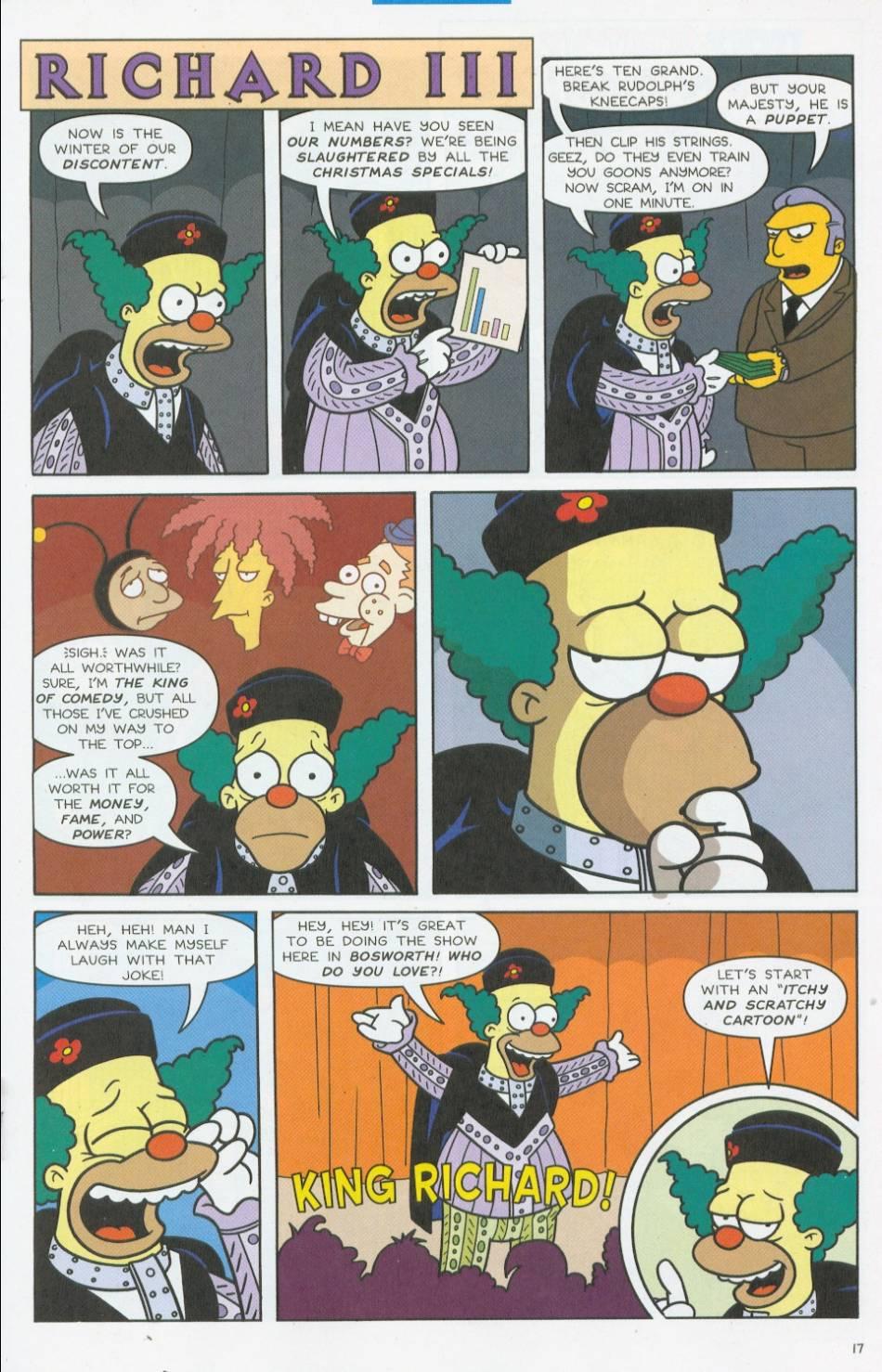 Read online Simpsons Comics comic -  Issue #76 - 18