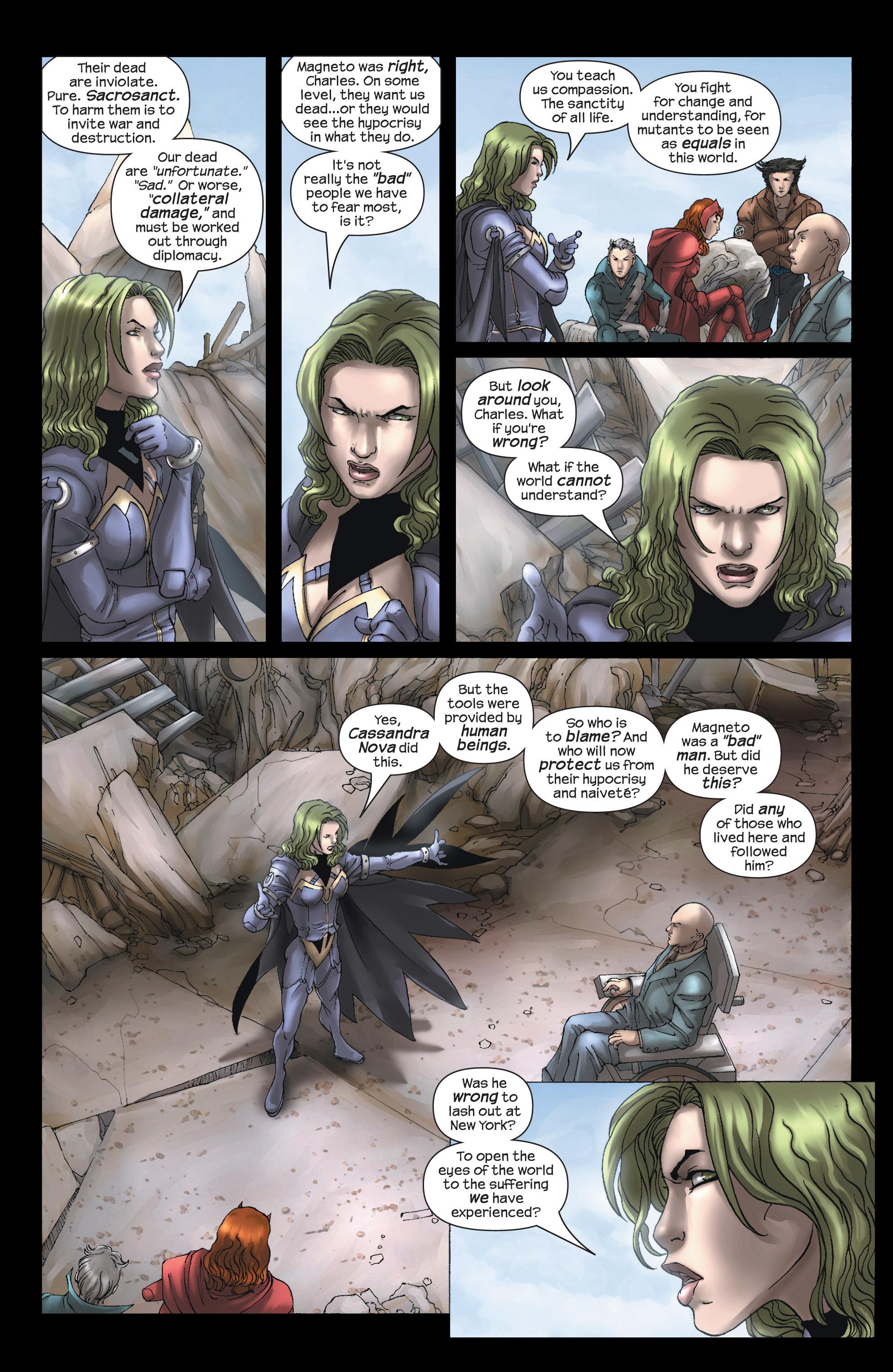 Read online Uncanny X-Men (1963) comic -  Issue #443 - 9