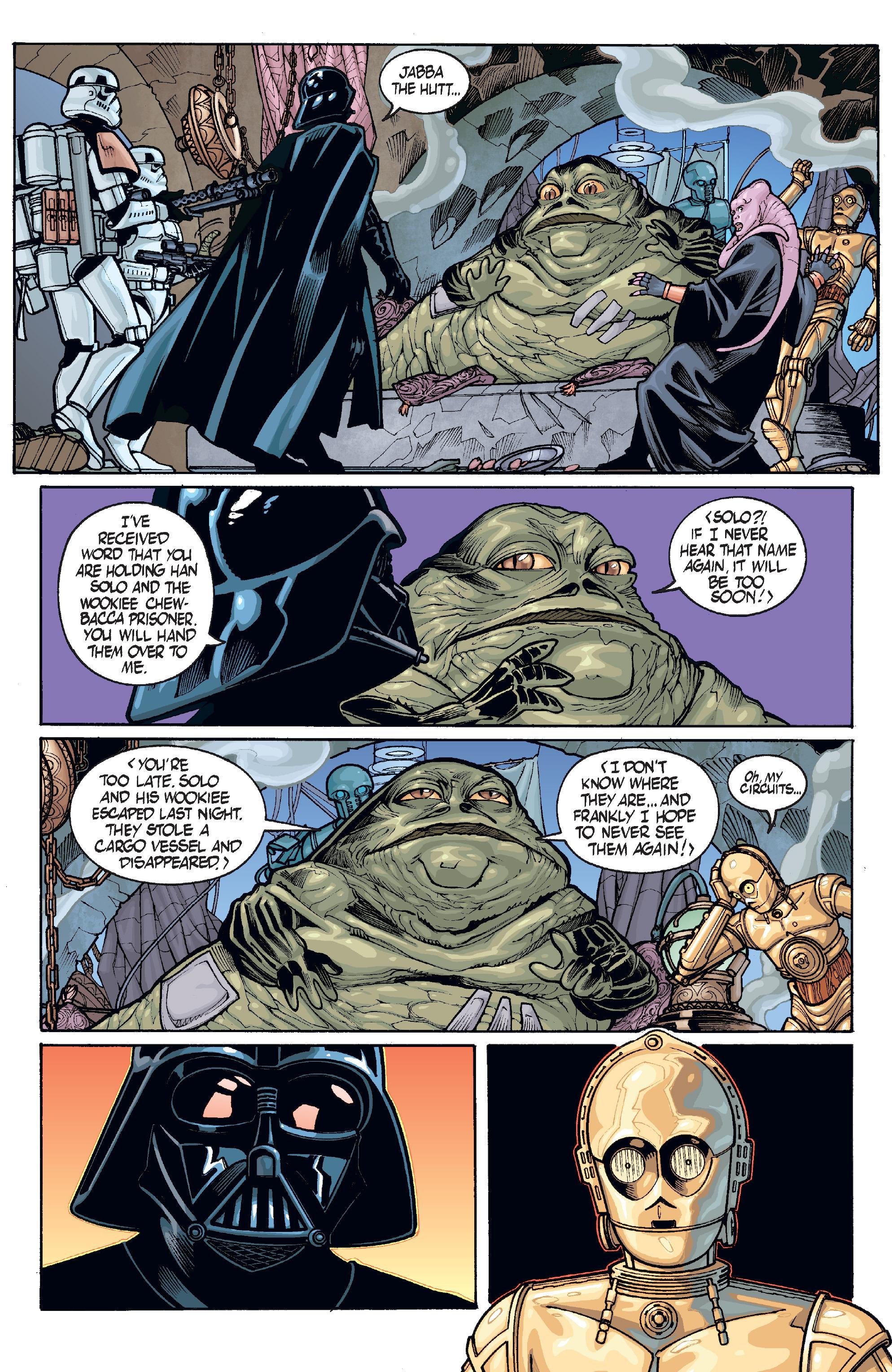 Read online Star Wars Omnibus comic -  Issue # Vol. 27 - 157