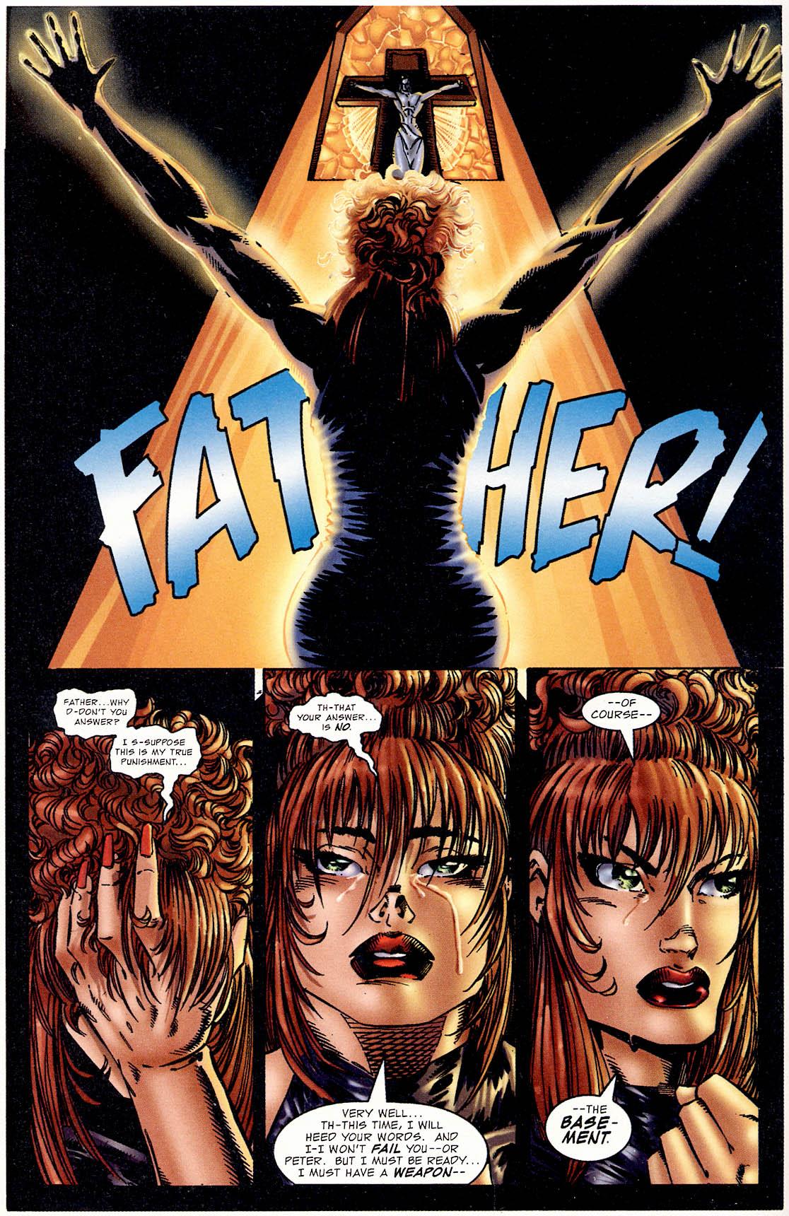 Read online Avengelyne (1995) comic -  Issue #2 - 17