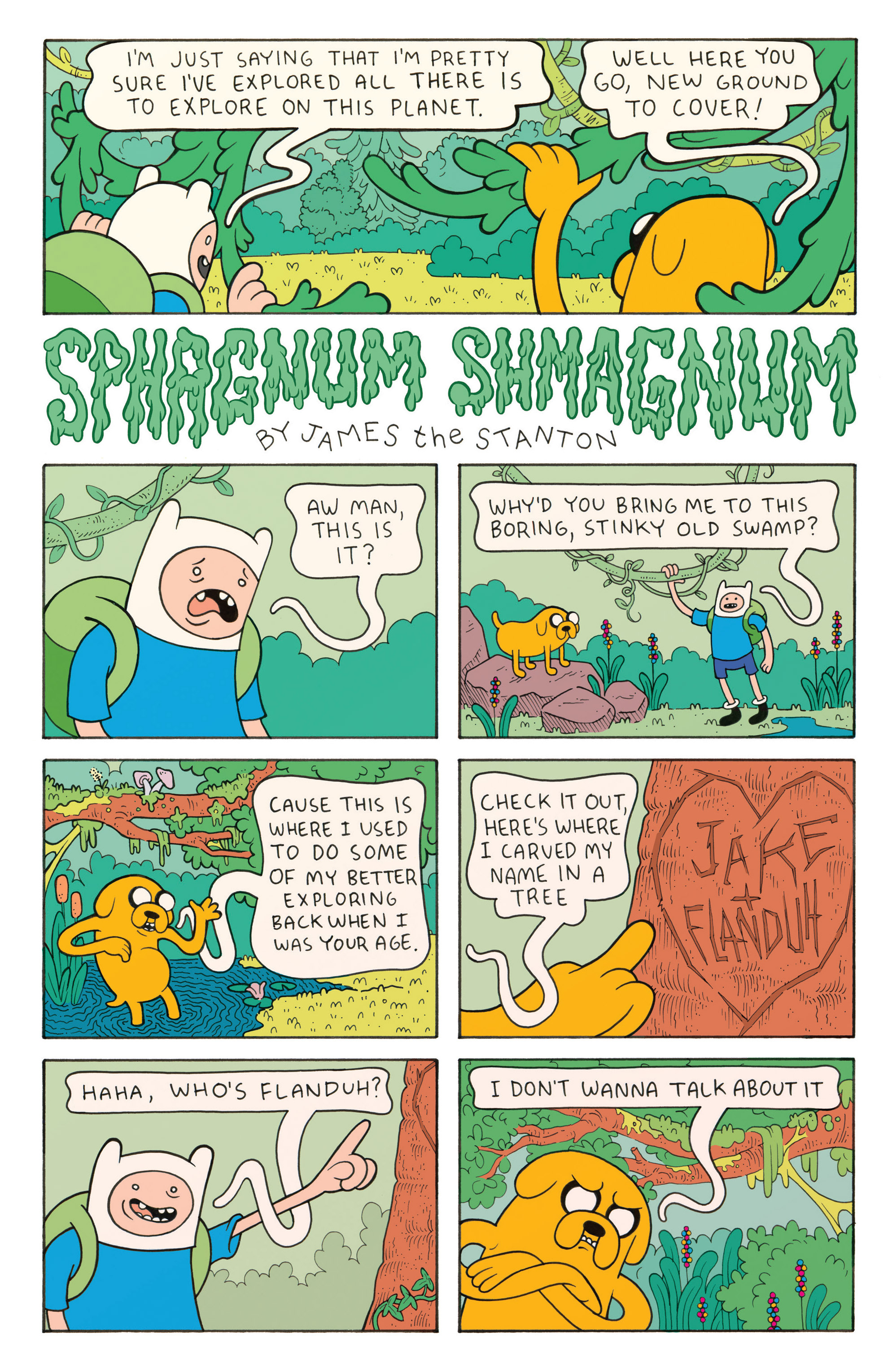 Read online Adventure Time comic -  Issue #26 - 22