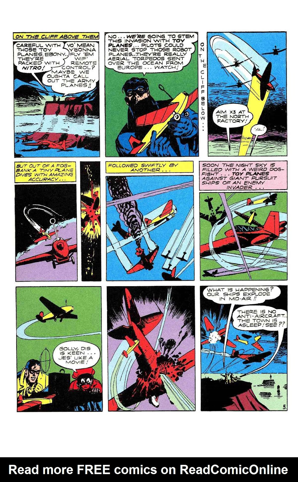 Read online Will Eisner's The Spirit Archives comic -  Issue # TPB 2 (Part 1) - 77