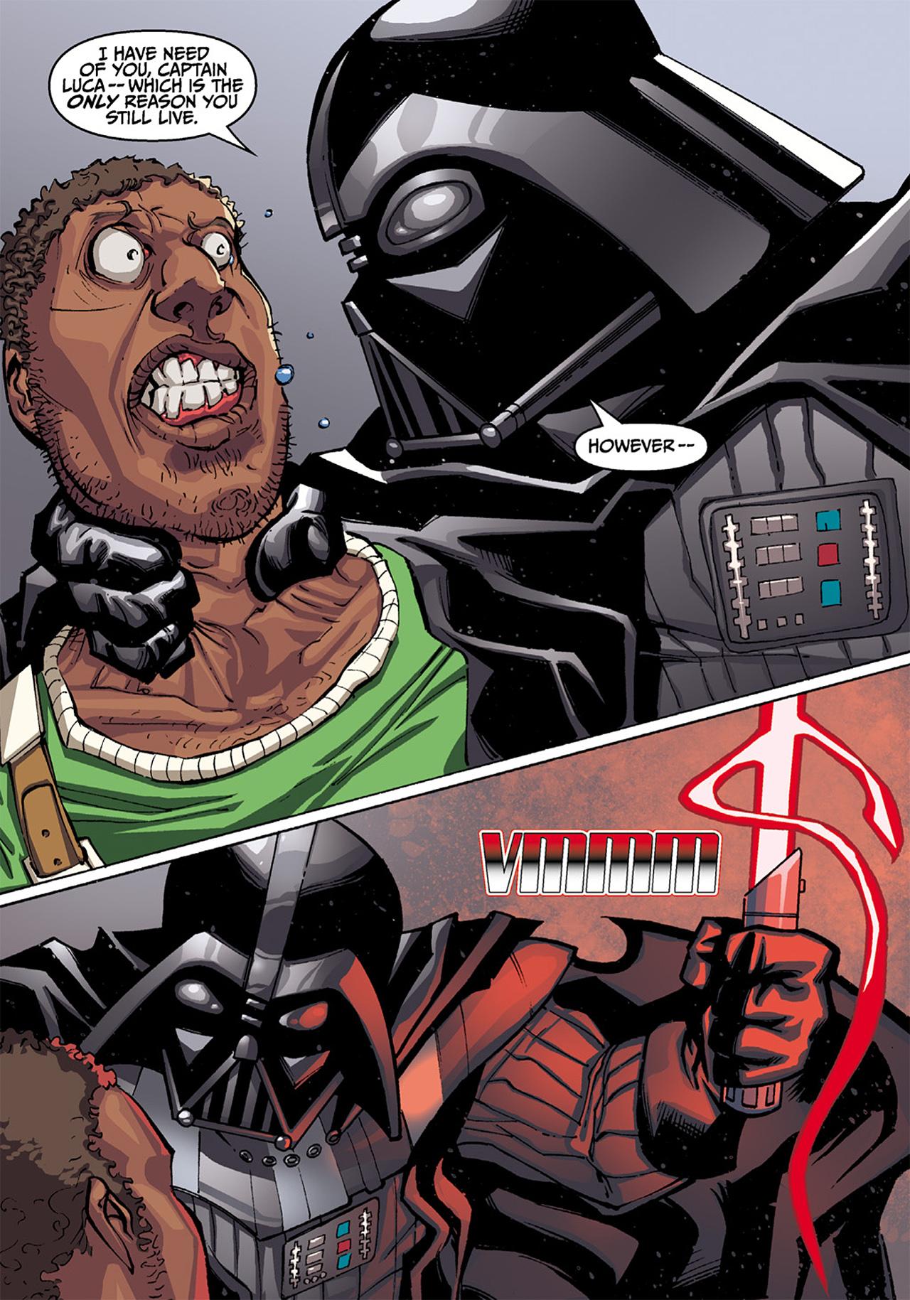 Read online Star Wars Omnibus comic -  Issue # Vol. 33 - 268