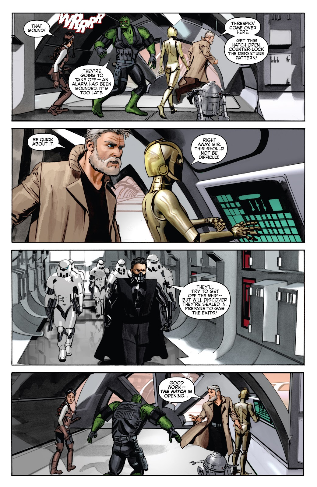 Read online Star Wars Legends: Infinities - Epic Collection comic -  Issue # TPB (Part 5) - 4