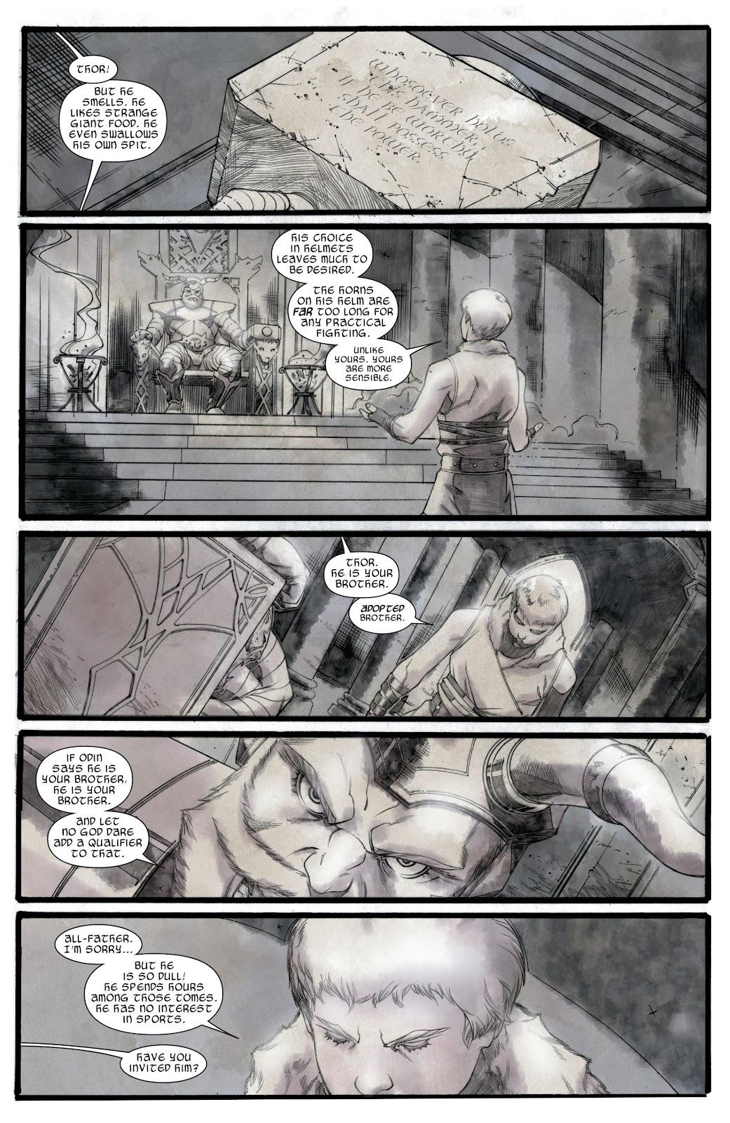 World War Hulks: Spider-Man vs. Thor Issue #1 #1 - English 12