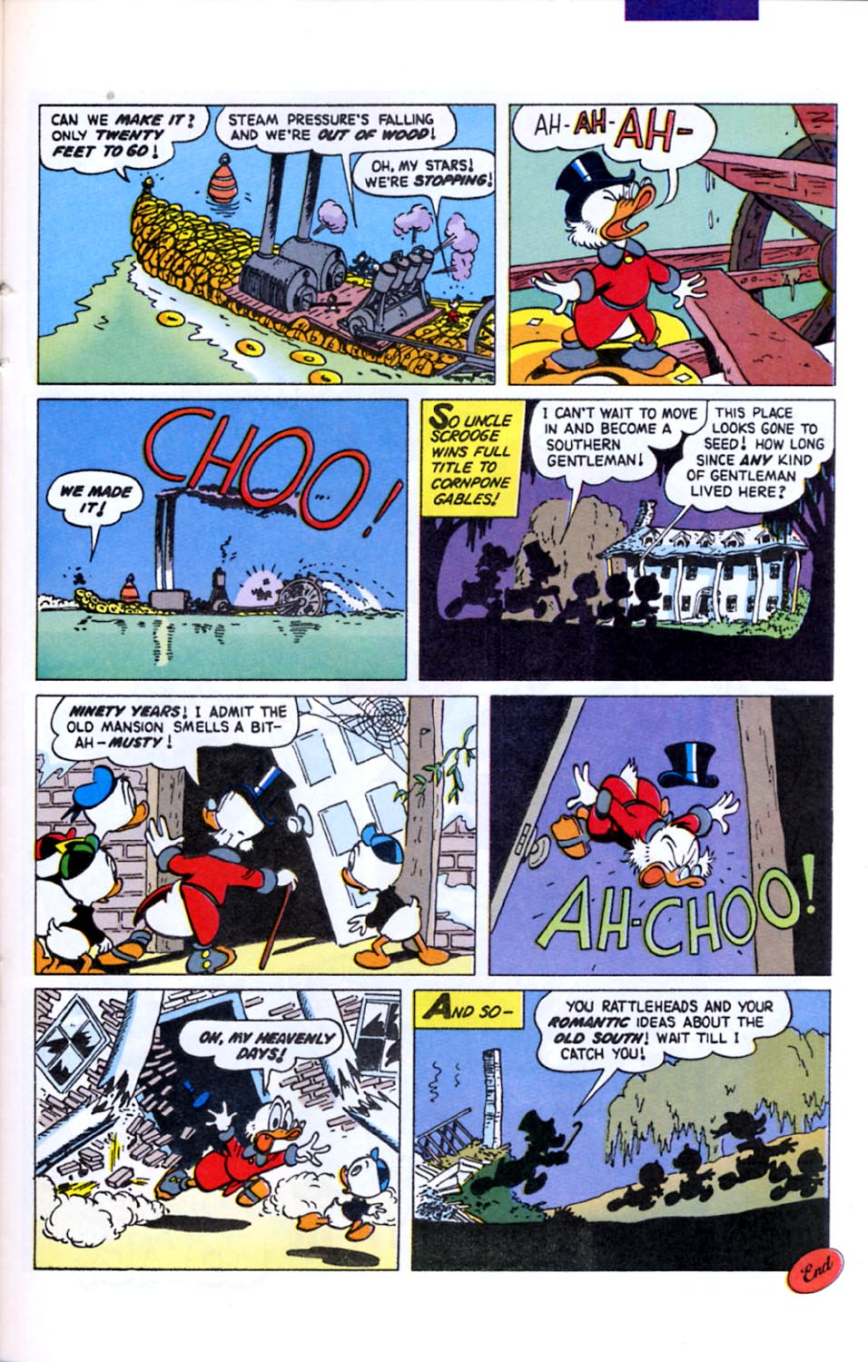 Read online Uncle Scrooge (1953) comic -  Issue #277 - 17