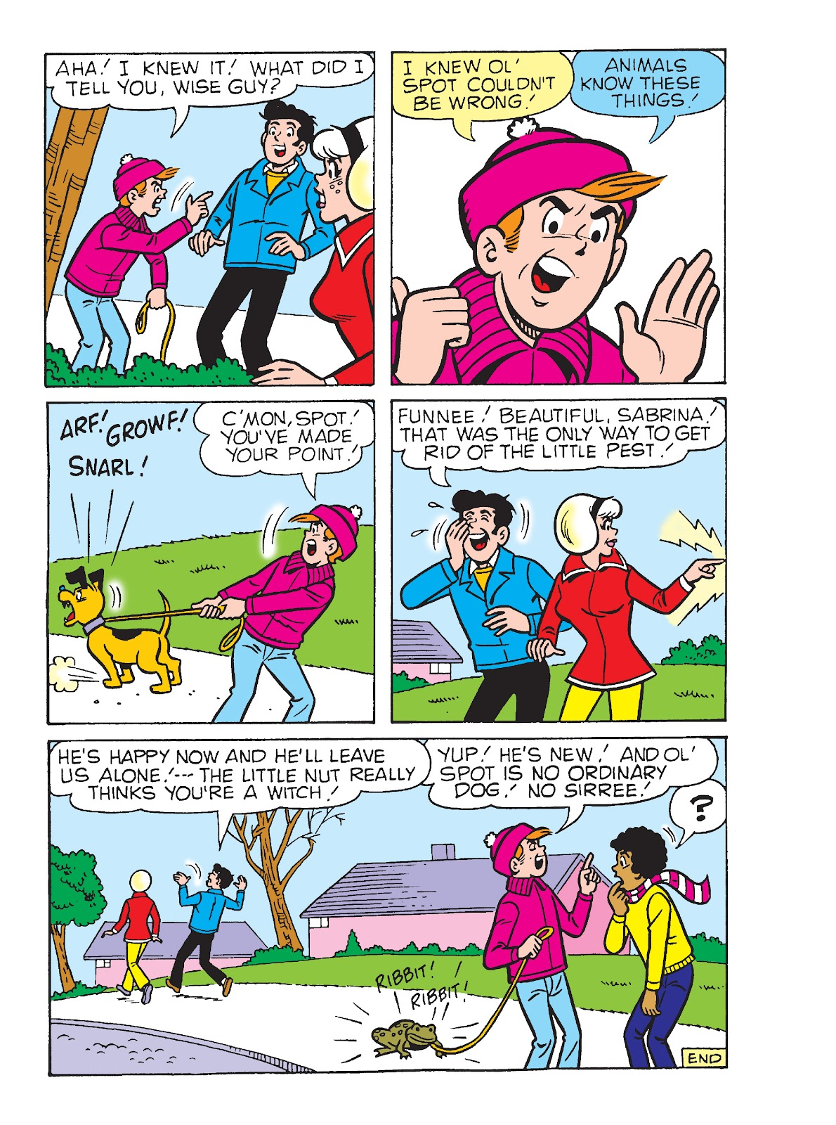 Betty and Veronica Double Digest issue 291 - Page 51