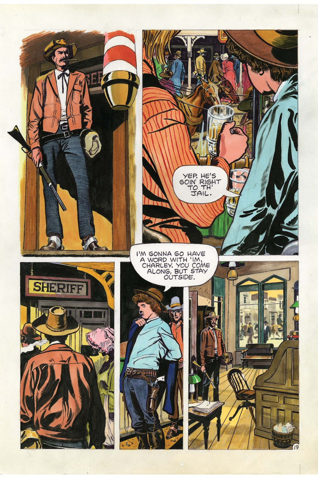 Read online Doug Wildey's Rio: The Complete Saga comic -  Issue # TPB (Part 1) - 85