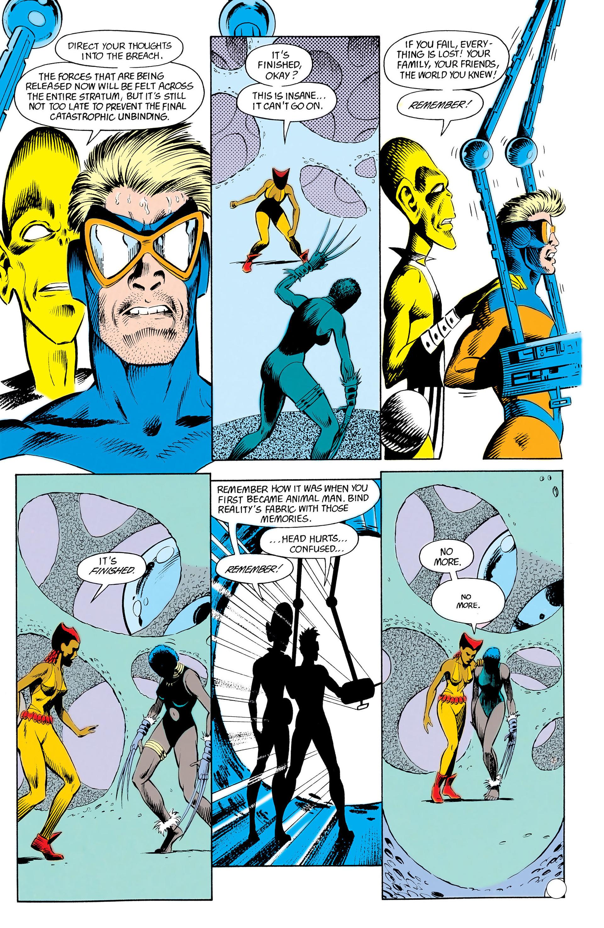 Read online Animal Man (1988) comic -  Issue #12 - 21