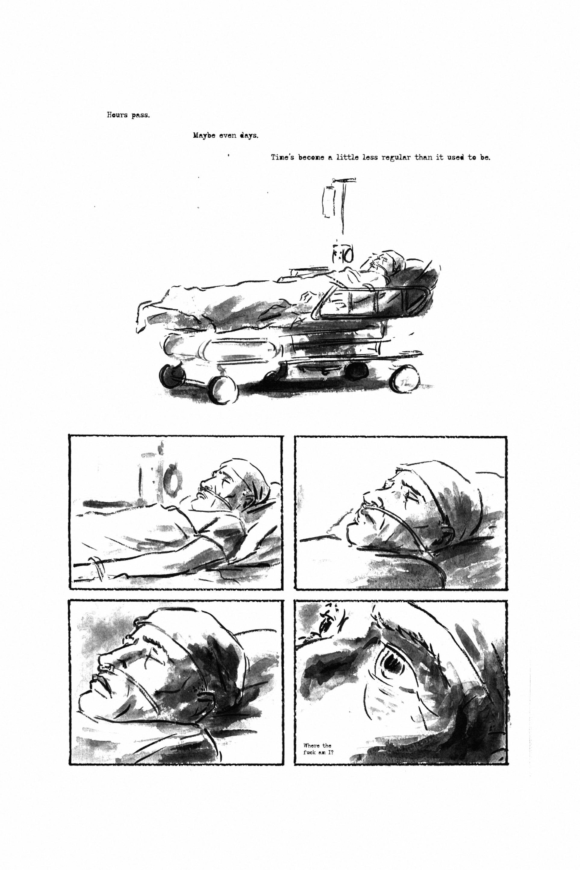 Read online Tumor comic -  Issue # TPB - 217