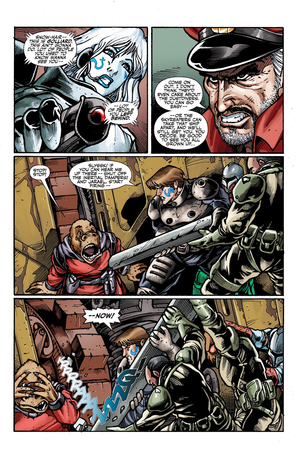 Read online Star Wars Legends: The Old Republic - Epic Collection comic -  Issue # TPB 3 (Part 2) - 60