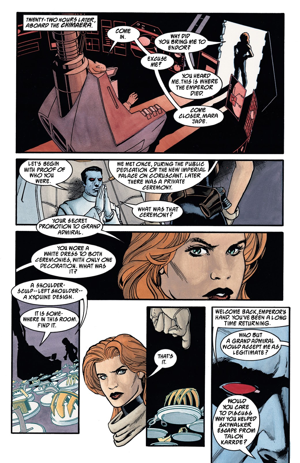 Read online Star Wars Legends: The New Republic - Epic Collection comic -  Issue # TPB 4 (Part 3) - 29