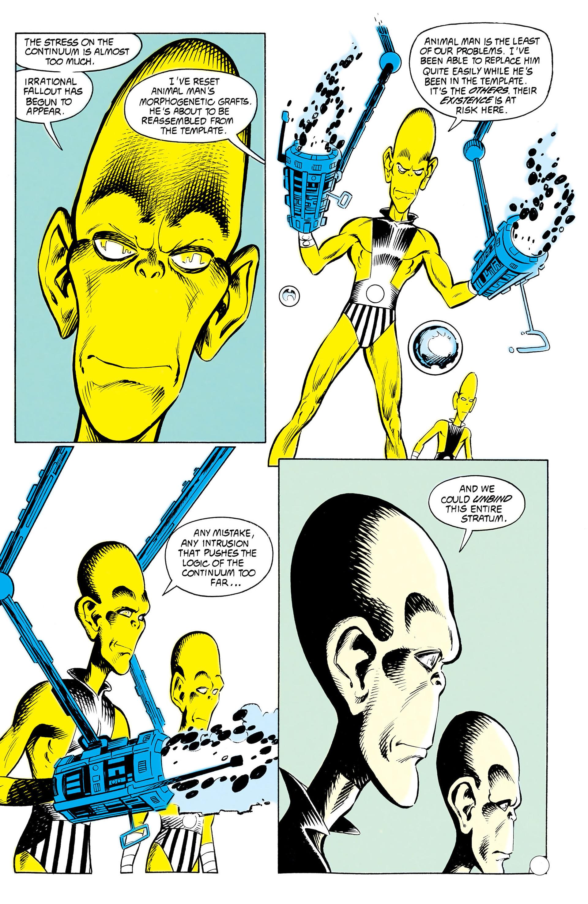 Read online Animal Man (1988) comic -  Issue #11 - 4