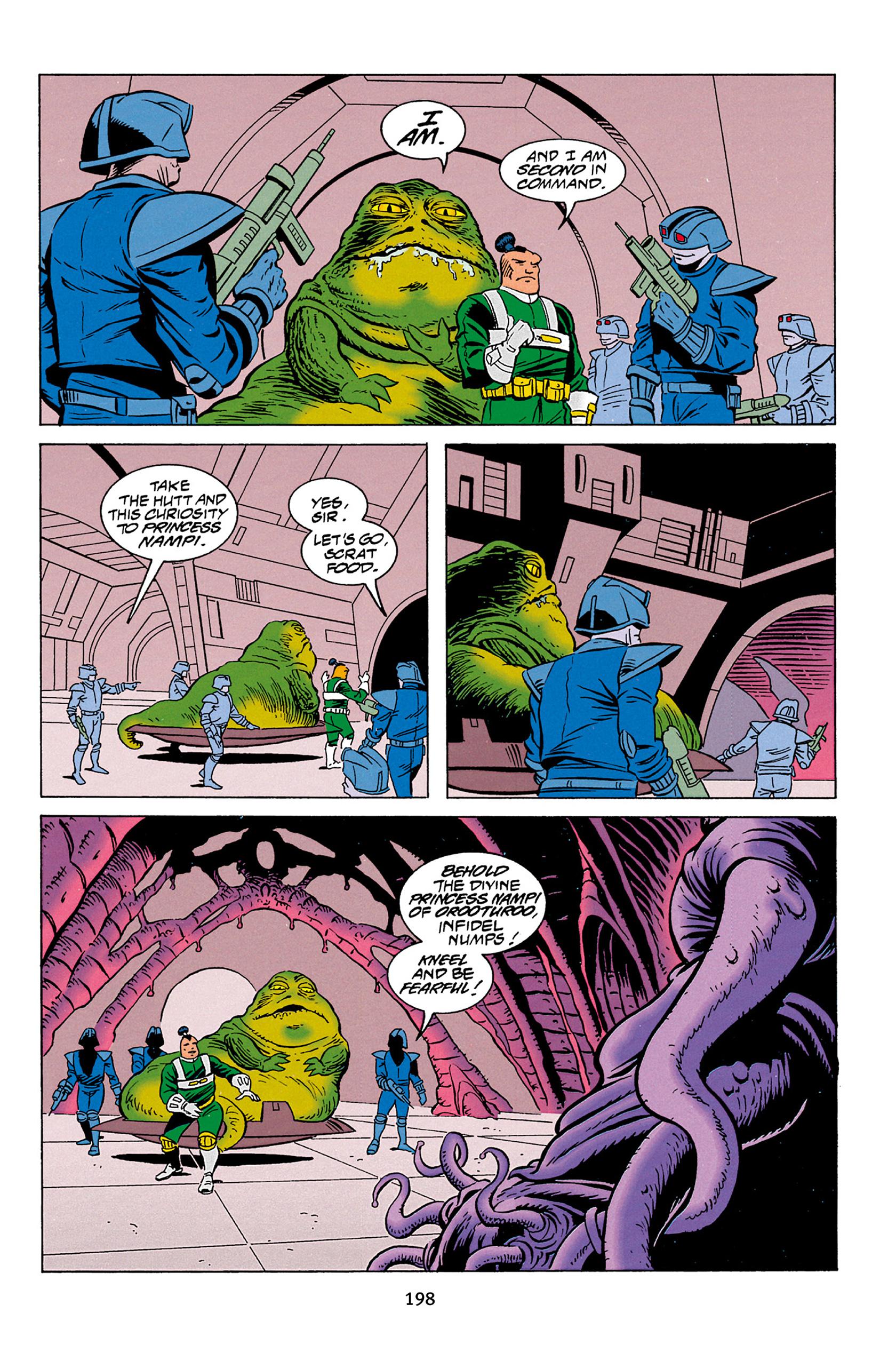 Read online Star Wars Omnibus comic -  Issue # Vol. 30 - 195