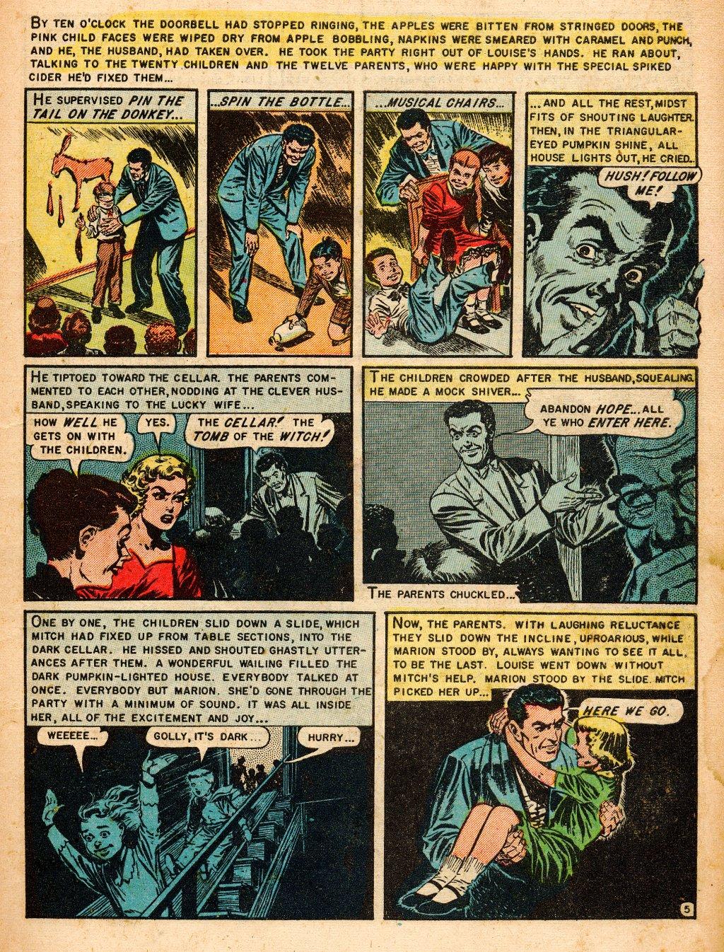 Read online Shock SuspenStories comic -  Issue #9 - 7