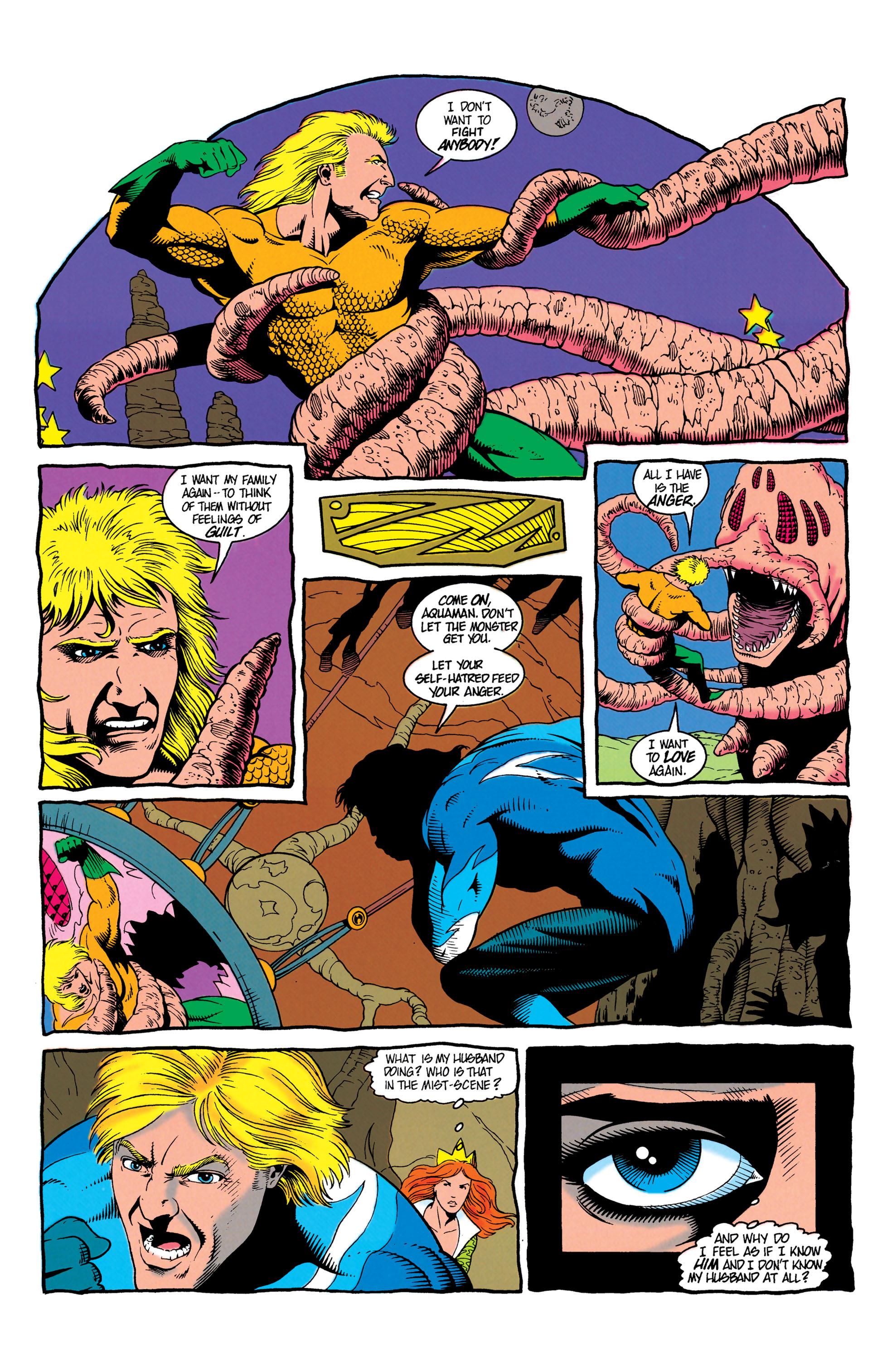 Read online Aquaman (1991) comic -  Issue #7 - 18