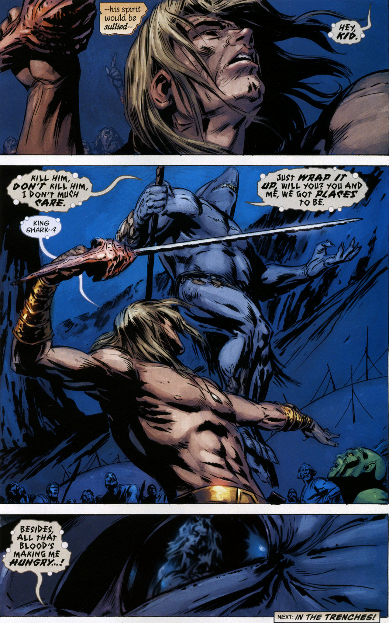 Read online Aquaman: Sword of Atlantis comic -  Issue #41 - 22