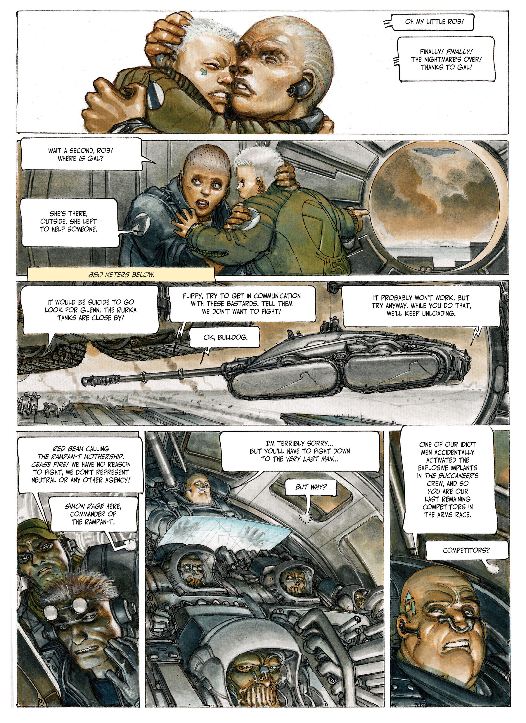 Read online The Fourth Power comic -  Issue #4 - 45