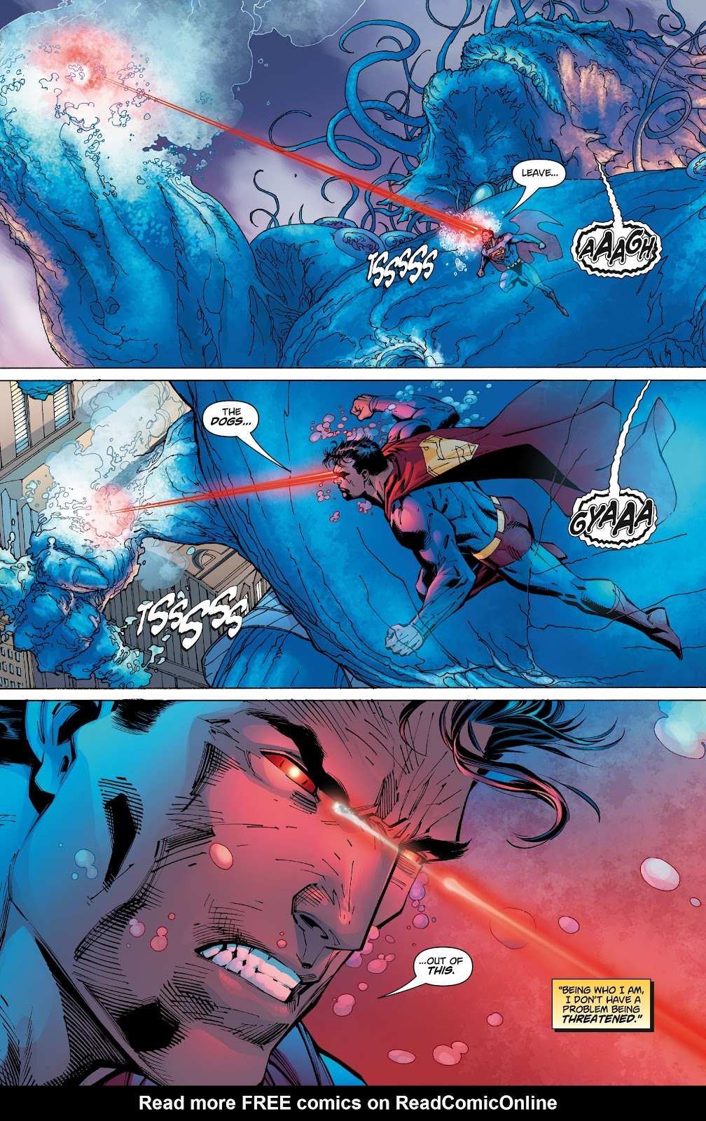 Read online Superman: For Tomorrow comic -  Issue # TPB (Part 2) - 38