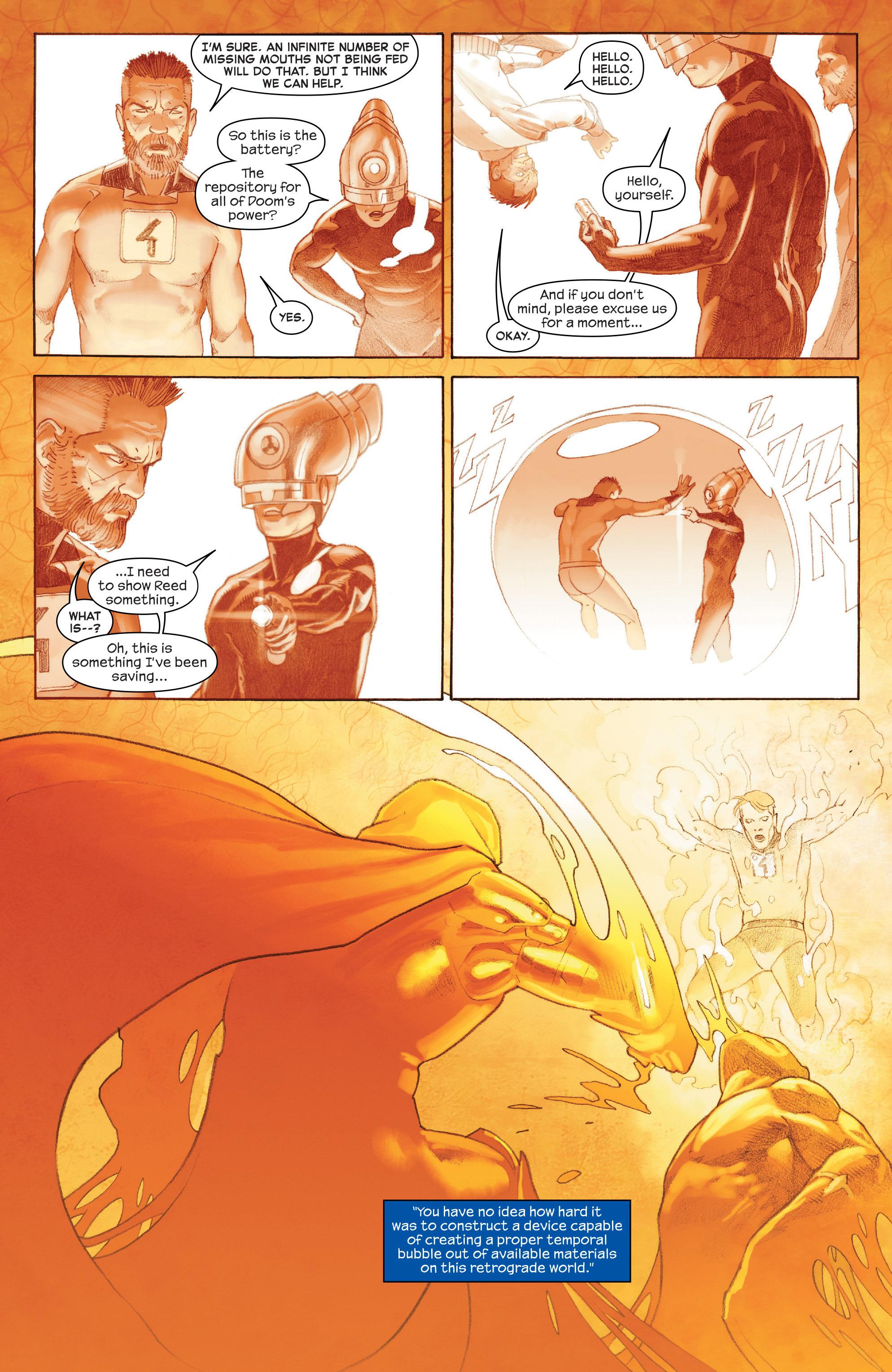 Read online Secret Wars comic -  Issue #9 - 11
