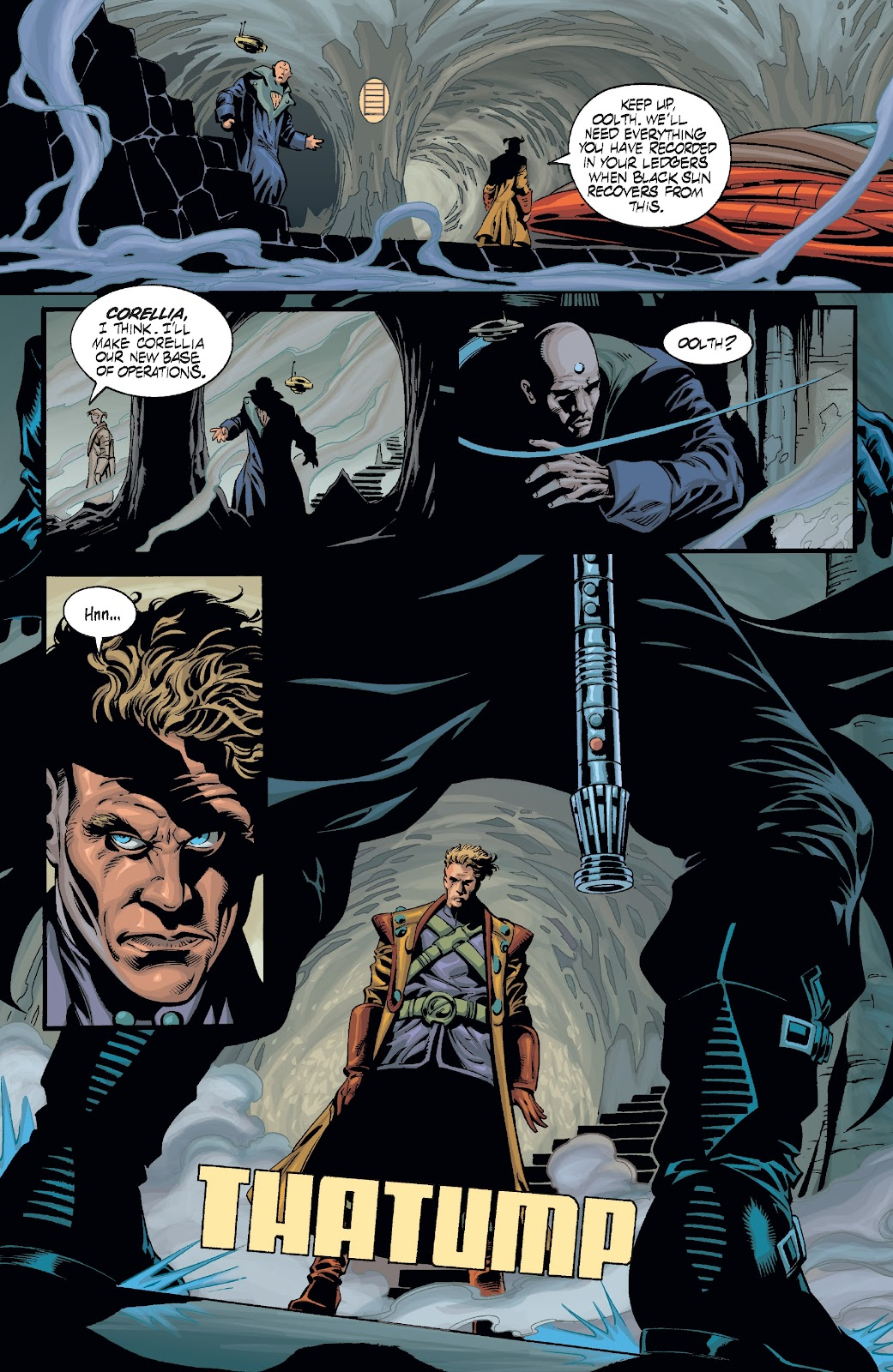 Read online Star Wars Legends: Rise of the Sith - Epic Collection comic -  Issue # TPB 2 (Part 3) - 23